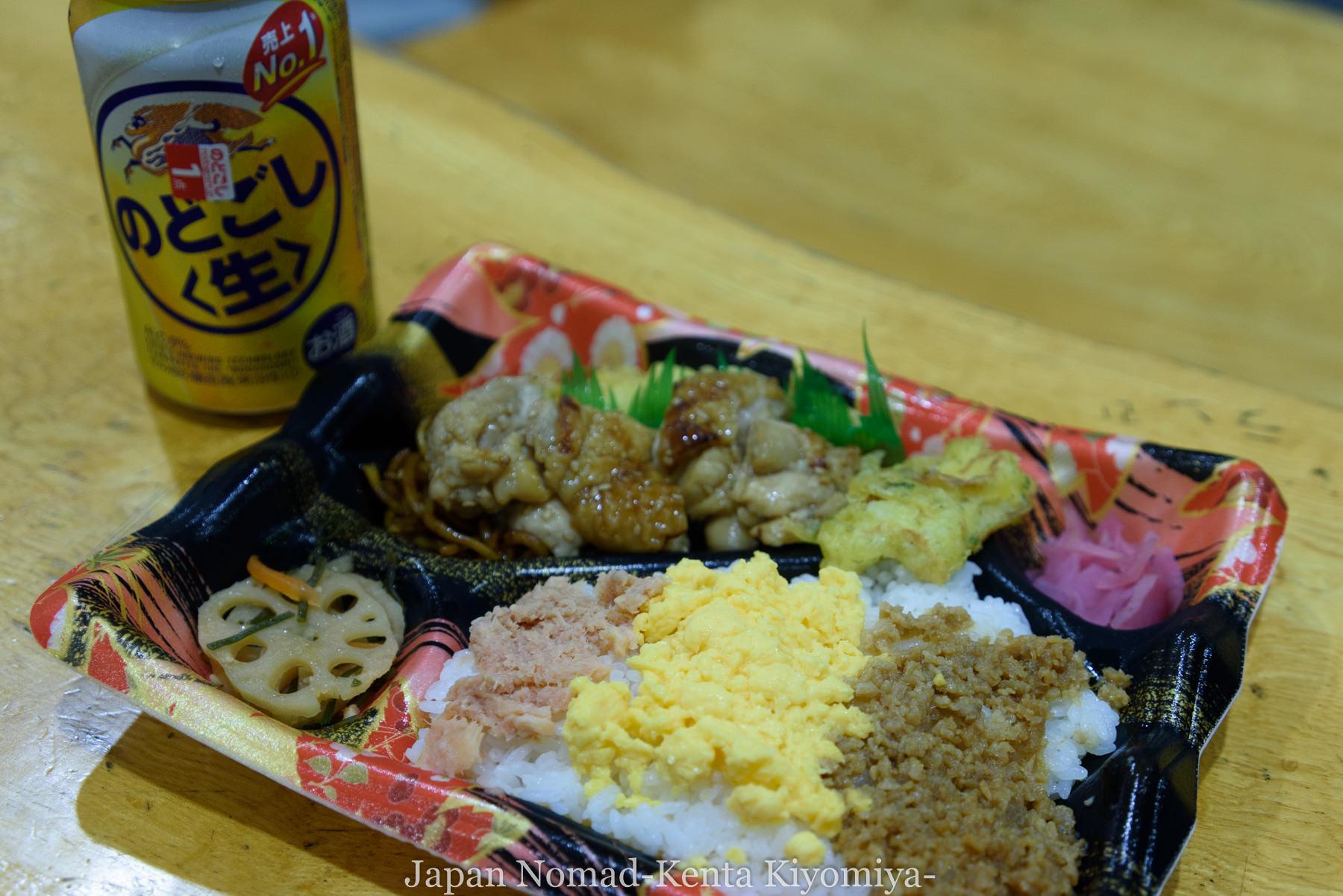 自転車日本一周113日目(苫小牧停滞)-Japan Nomad (4)