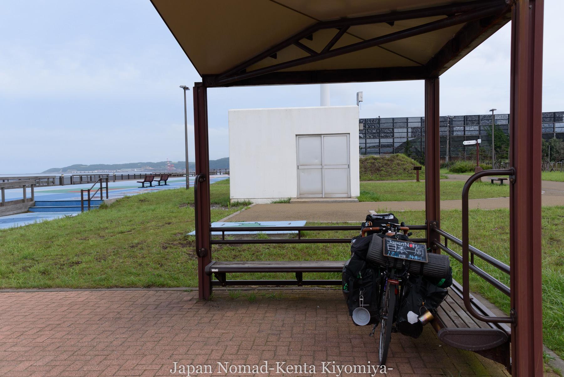 自転車日本一周115日目-Japan Nomad (3)