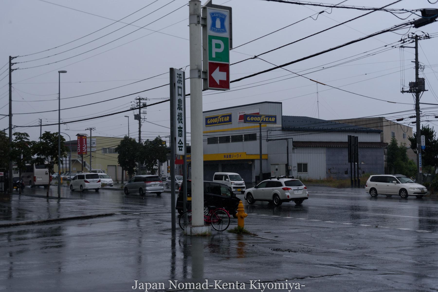 自転車日本一周117日目-Japan Nomad- (10)