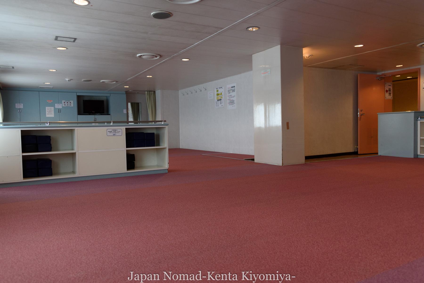 自転車日本一周119日目(さらば北海道)-Japan Nomad (2)