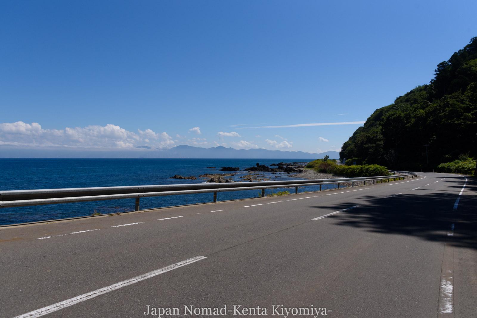 自転車日本一周120日目(竜飛崎)-Japan Nomad (12)