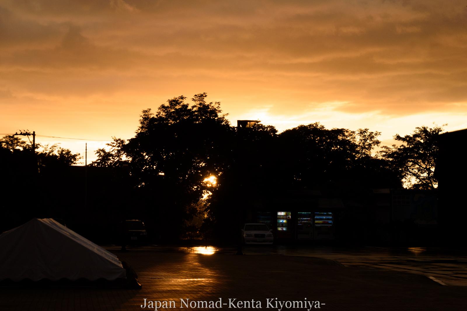 自転車日本一周122日目-Japan Nomad (8)