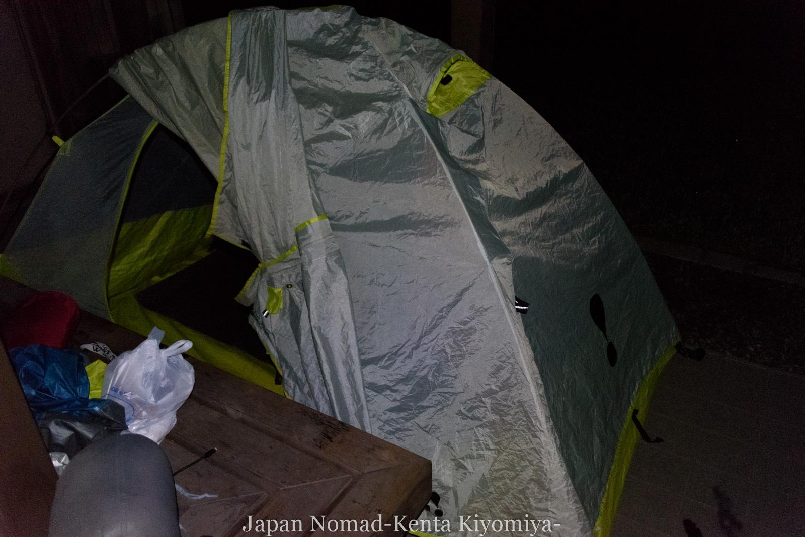 自転車日本一周123日目(岩木山)-Japan Nomad (1)