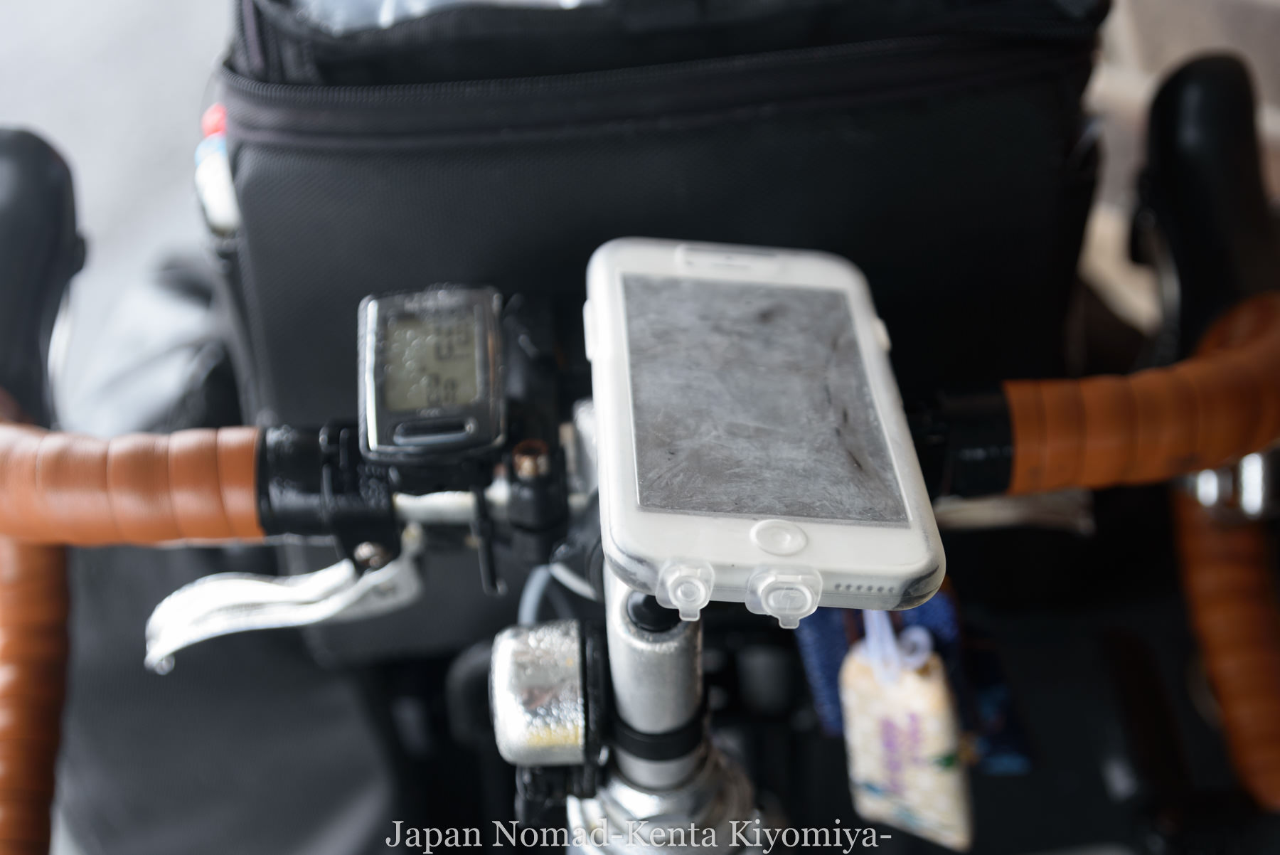 自転車日本一周97日目(コタンの湯)-Japan Nomad (9)