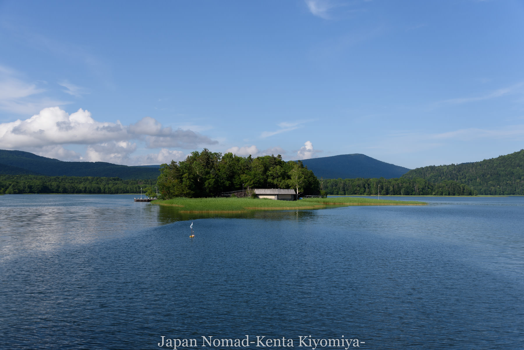 自転車日本一周98日目(阿寒湖、アイヌコタン、まりも)-Japan Nomad (34)