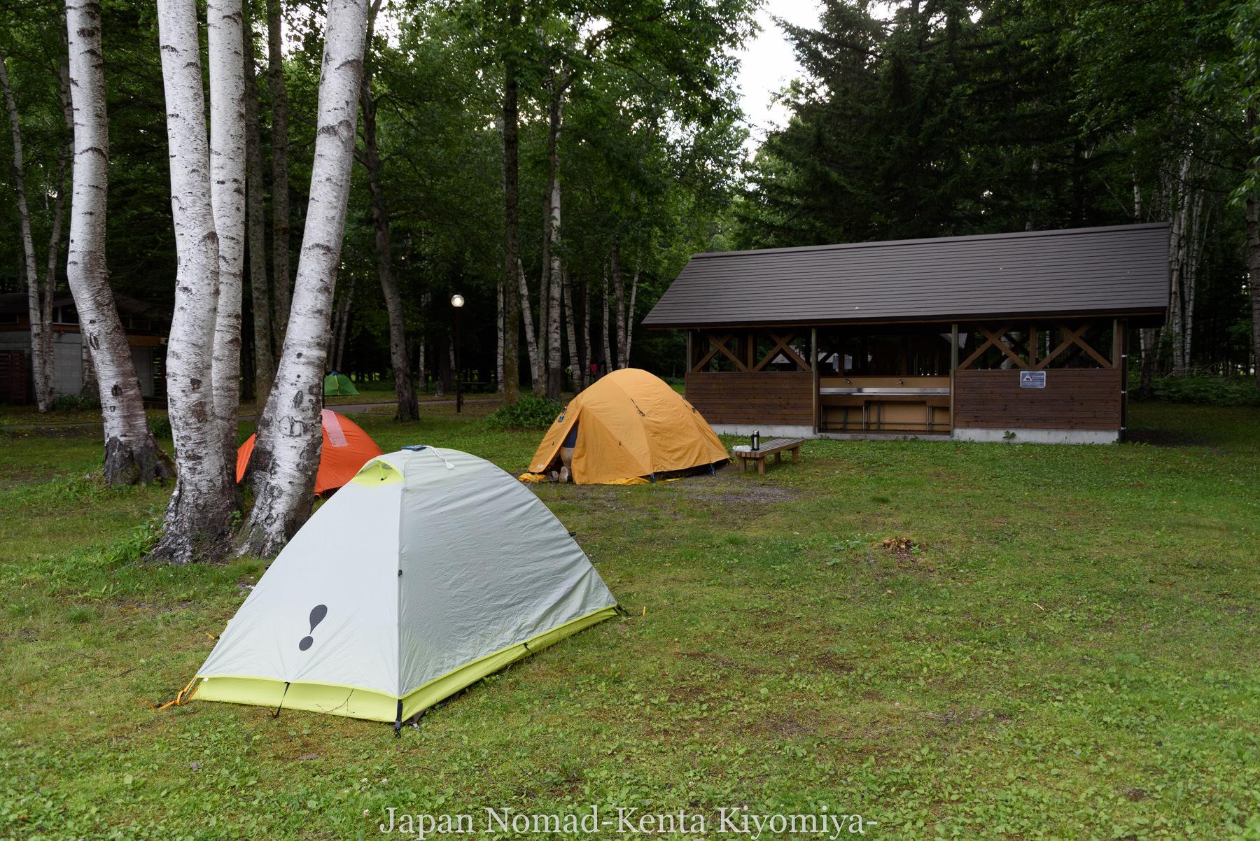 自転車日本一周98日目(阿寒湖、アイヌコタン、まりも)-Japan Nomad (43)