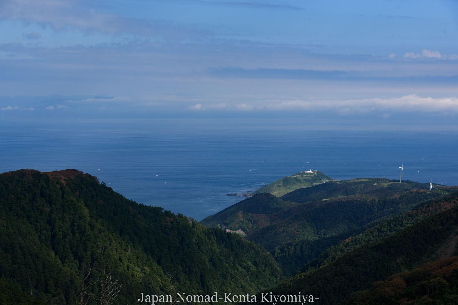 自転車日本一周(十三湖、しじみラーメン)-Japan Nomad (9)
