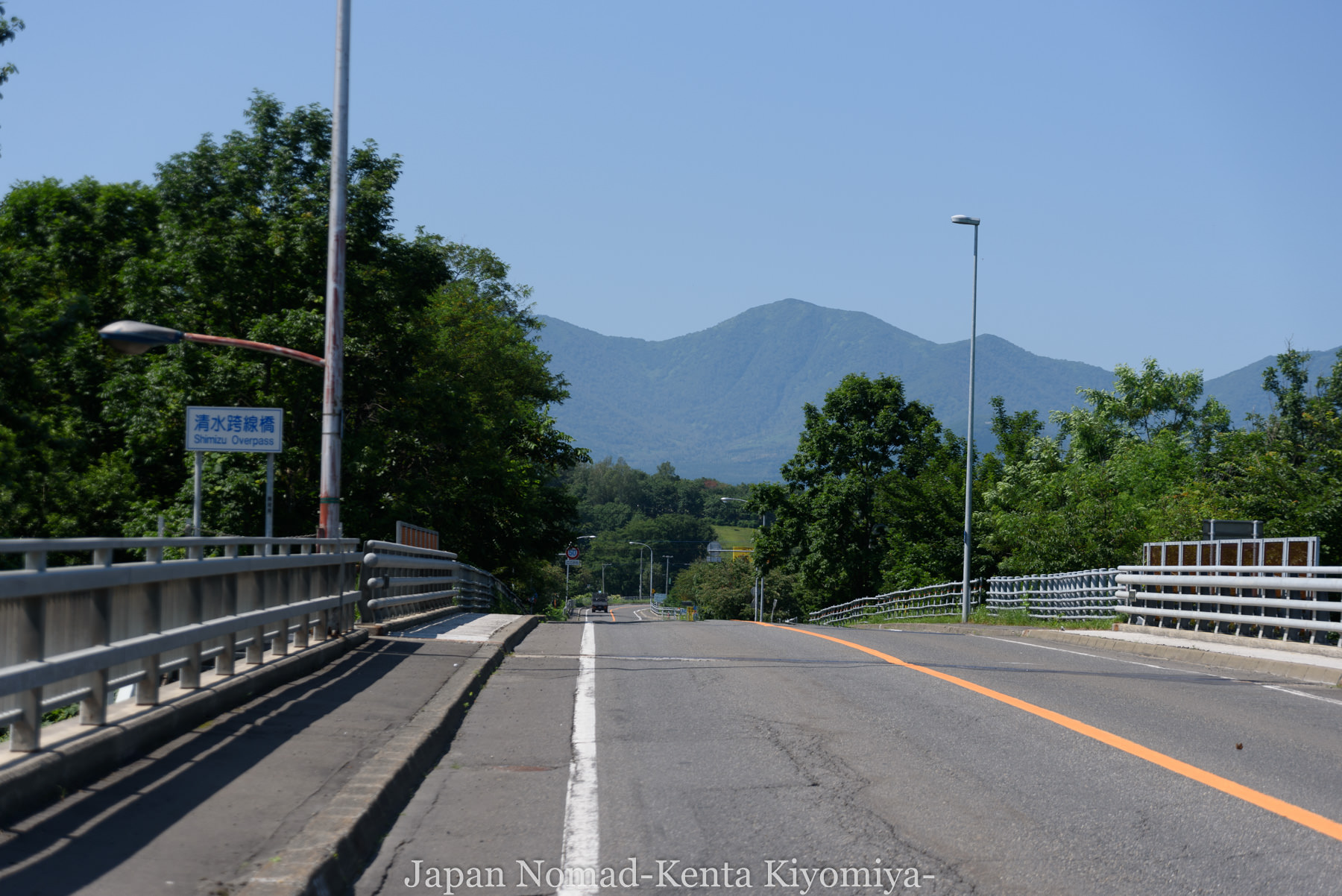 自転車日本一周(日勝峠)-Japan Nomad (11)