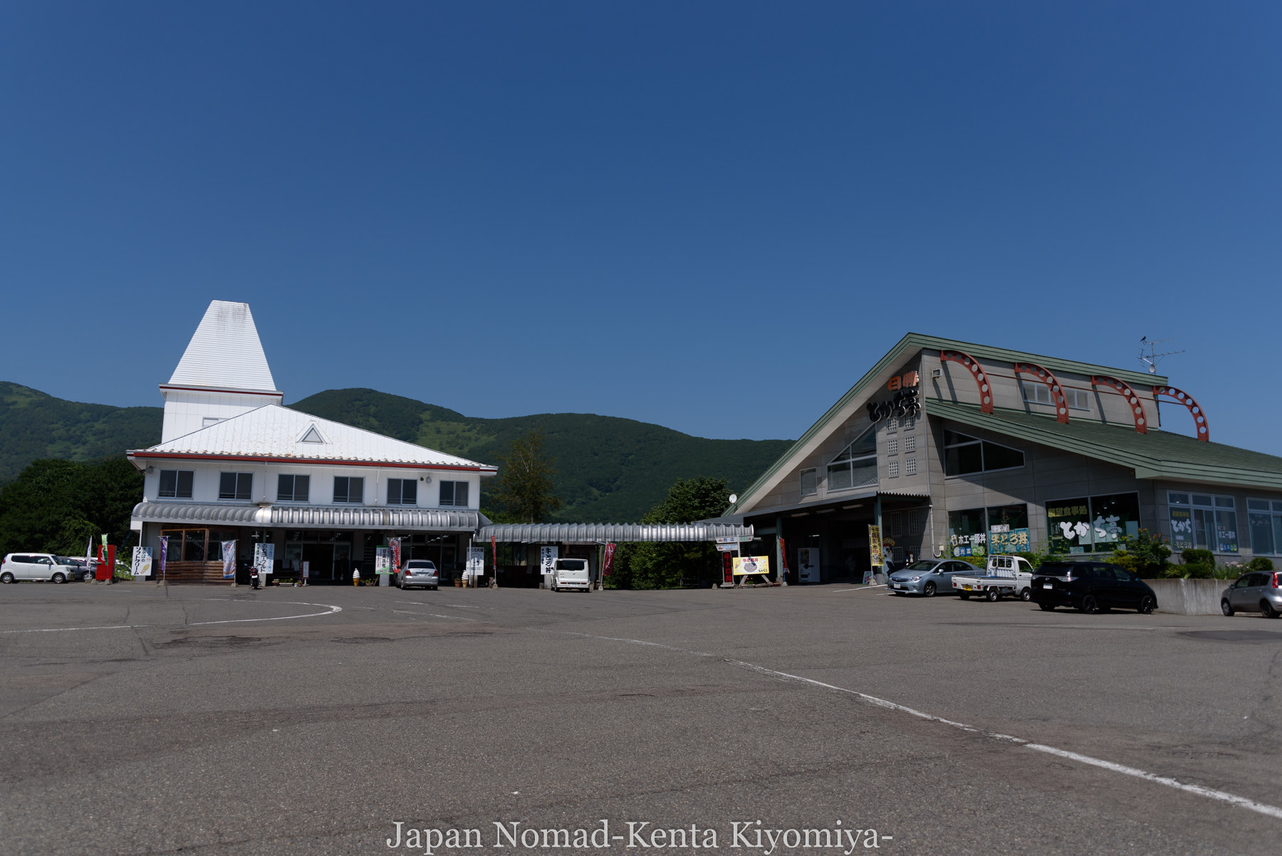 自転車日本一周(日勝峠)-Japan Nomad (12)