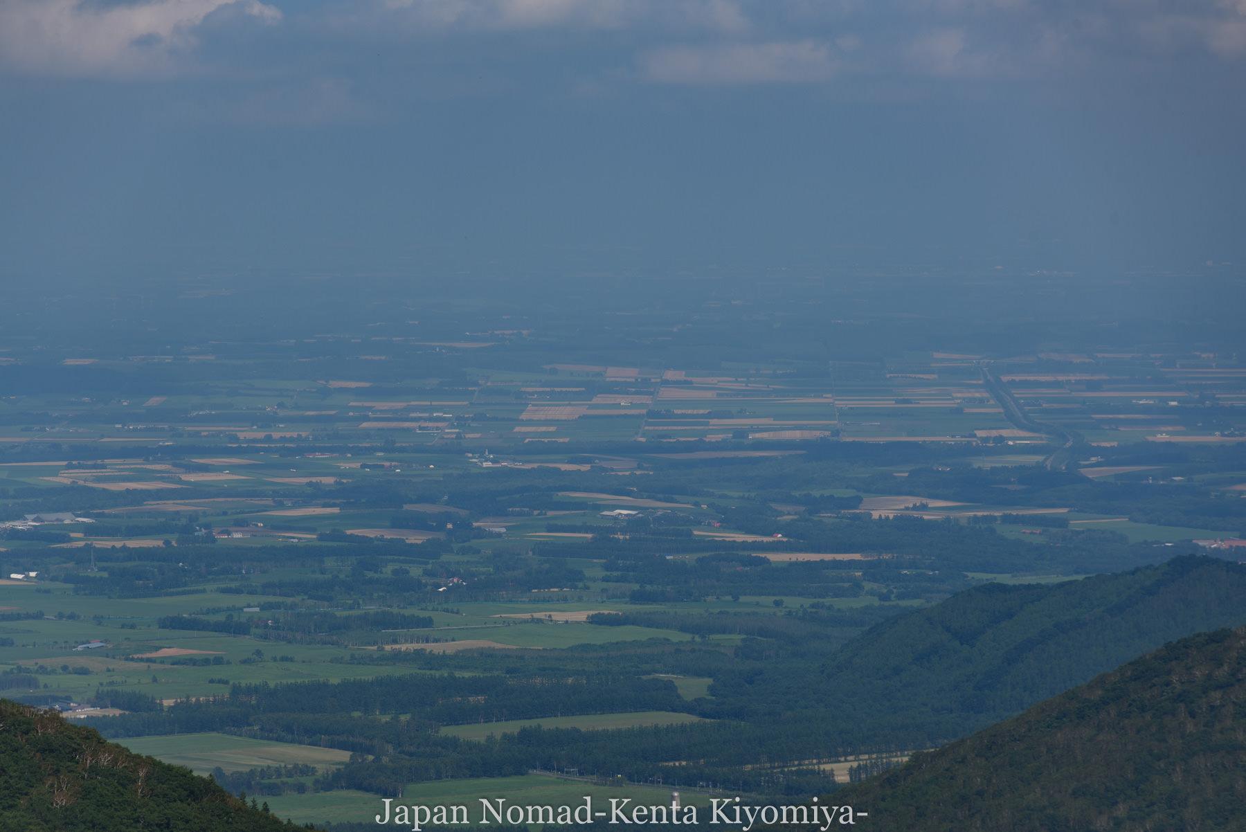 自転車日本一周(日勝峠)-Japan Nomad (27)