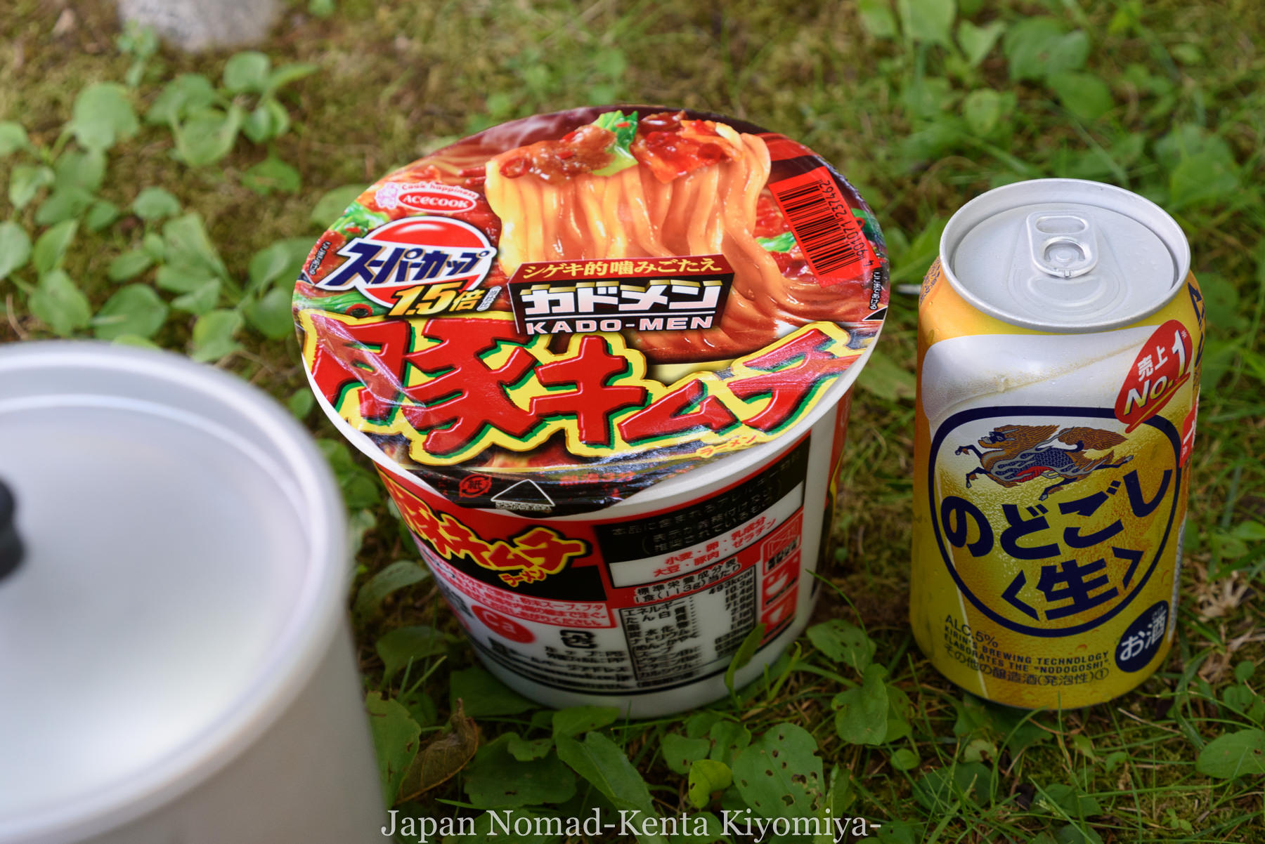 自転車日本一周(日勝峠)-Japan Nomad (35)