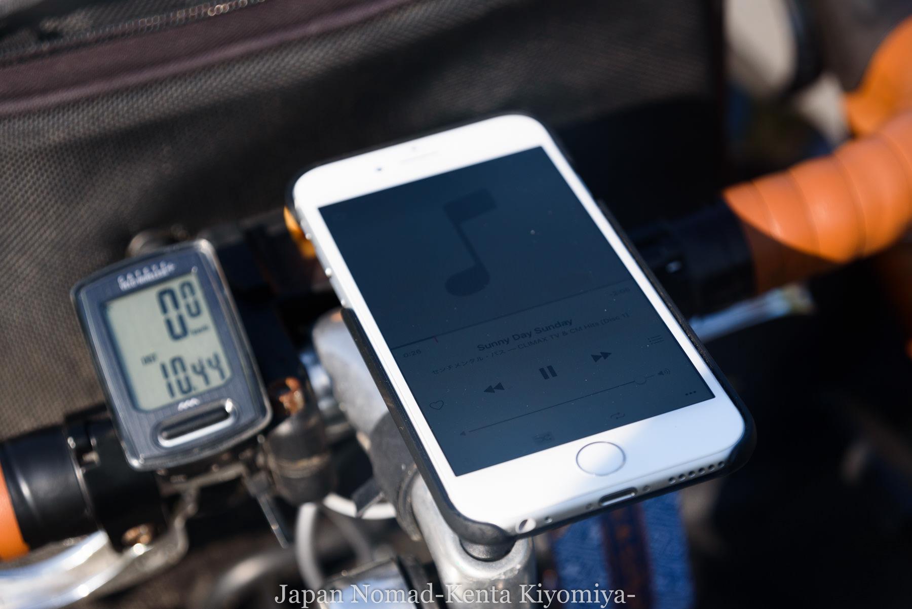 自転車日本一周100日目-Japan Nomad (8)