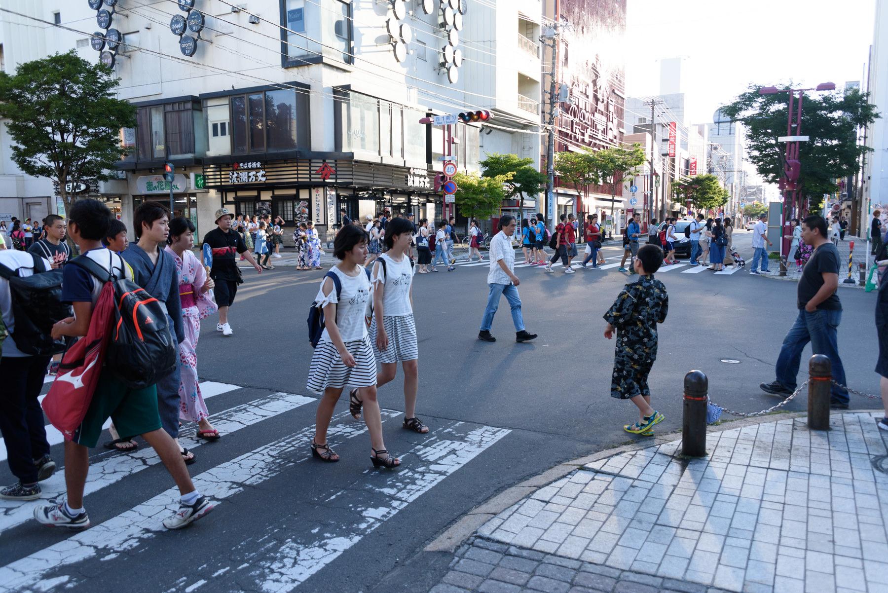自転車日本一周101日目(ナイタイ高原牧場)-Japan Nomad (44)