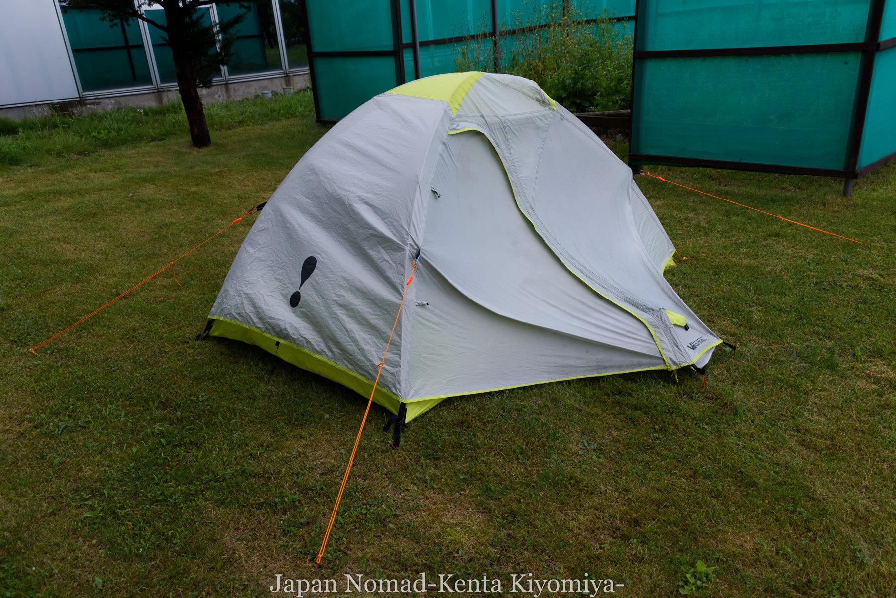 自転車日本一周105日目(マルトマ食堂)-Japan Nomad (1)