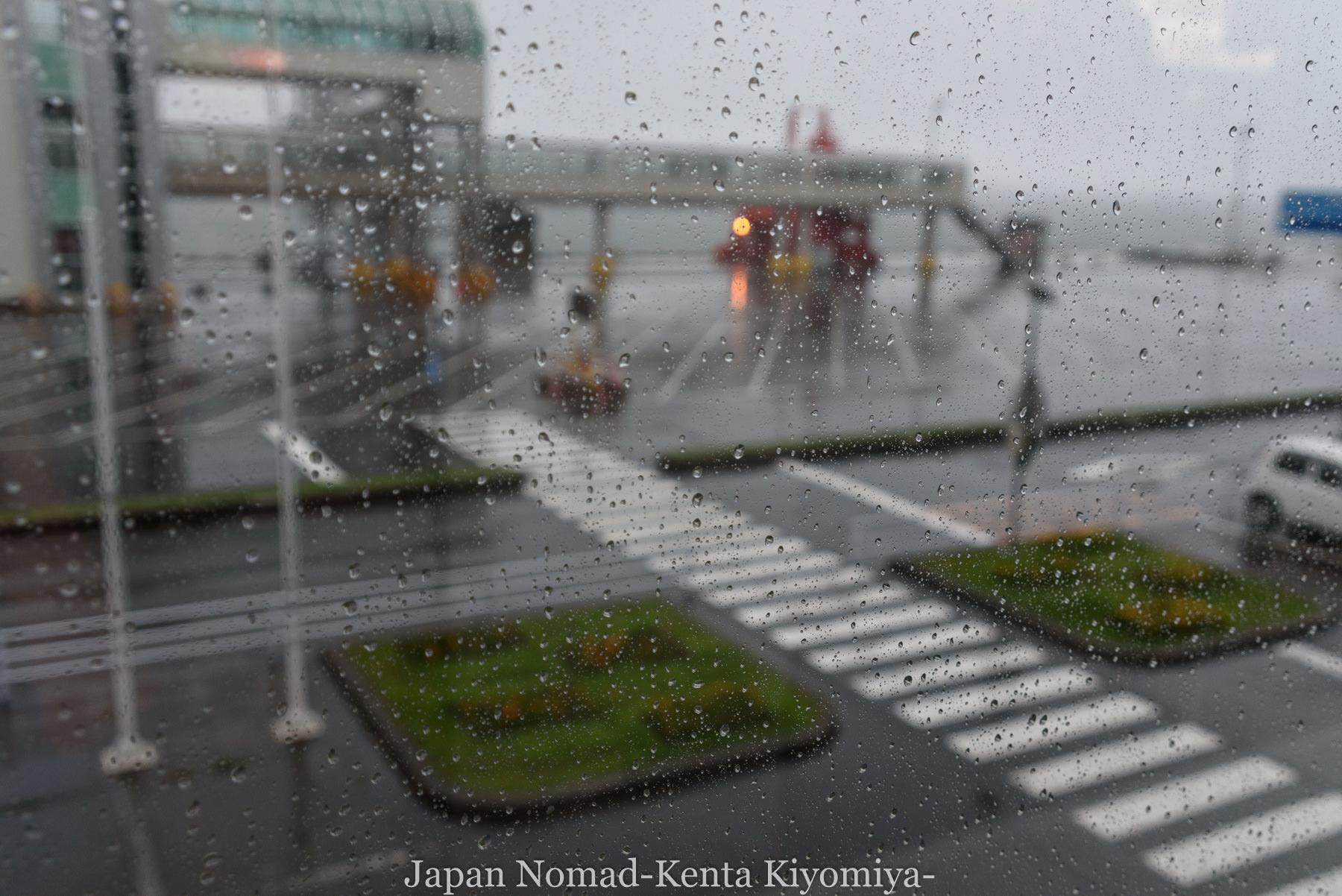 自転車日本一周111日目(苫小牧フェリーターミナル停滞)-Japan Nomad (4)