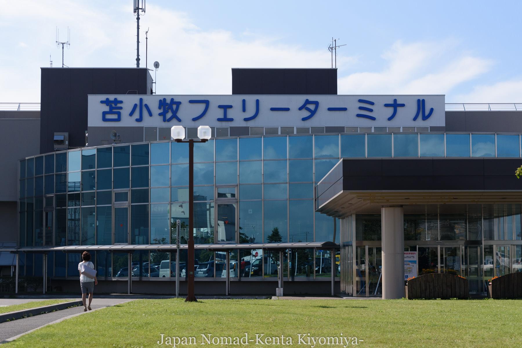 自転車日本一周114日目(地球岬、室蘭工場夜景)-Japan Nomad (2)