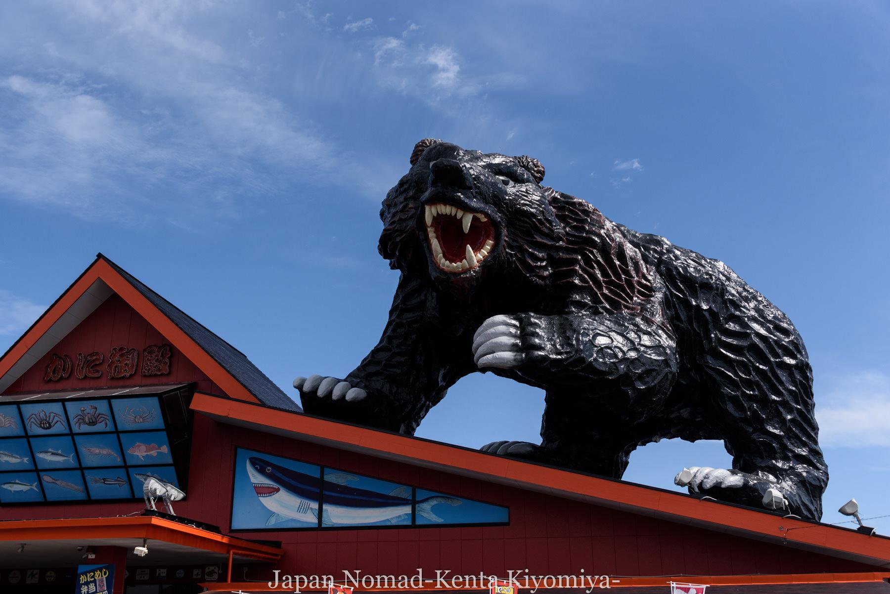 自転車日本一周114日目(地球岬、室蘭工場夜景)-Japan Nomad (7)