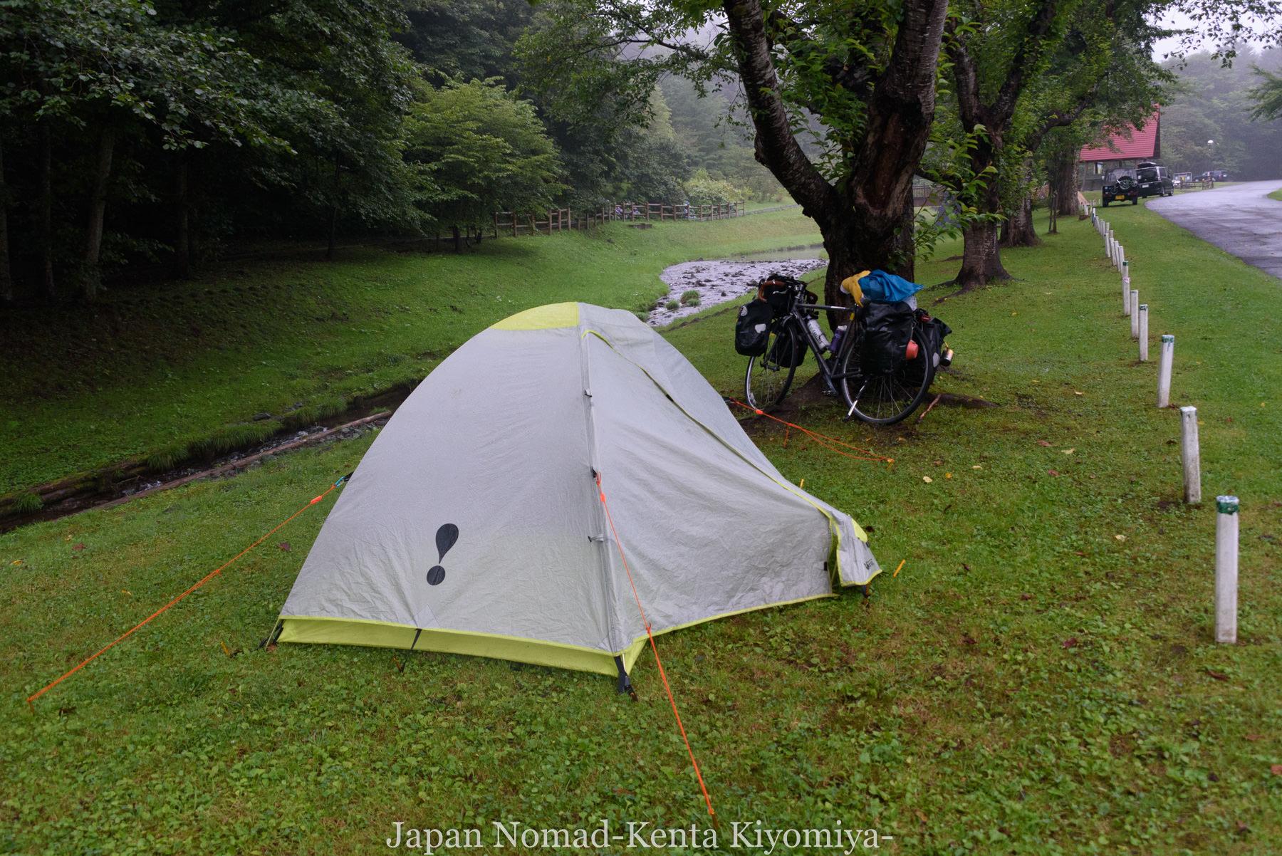 自転車日本一周116日目-Japan Nomad- (1)