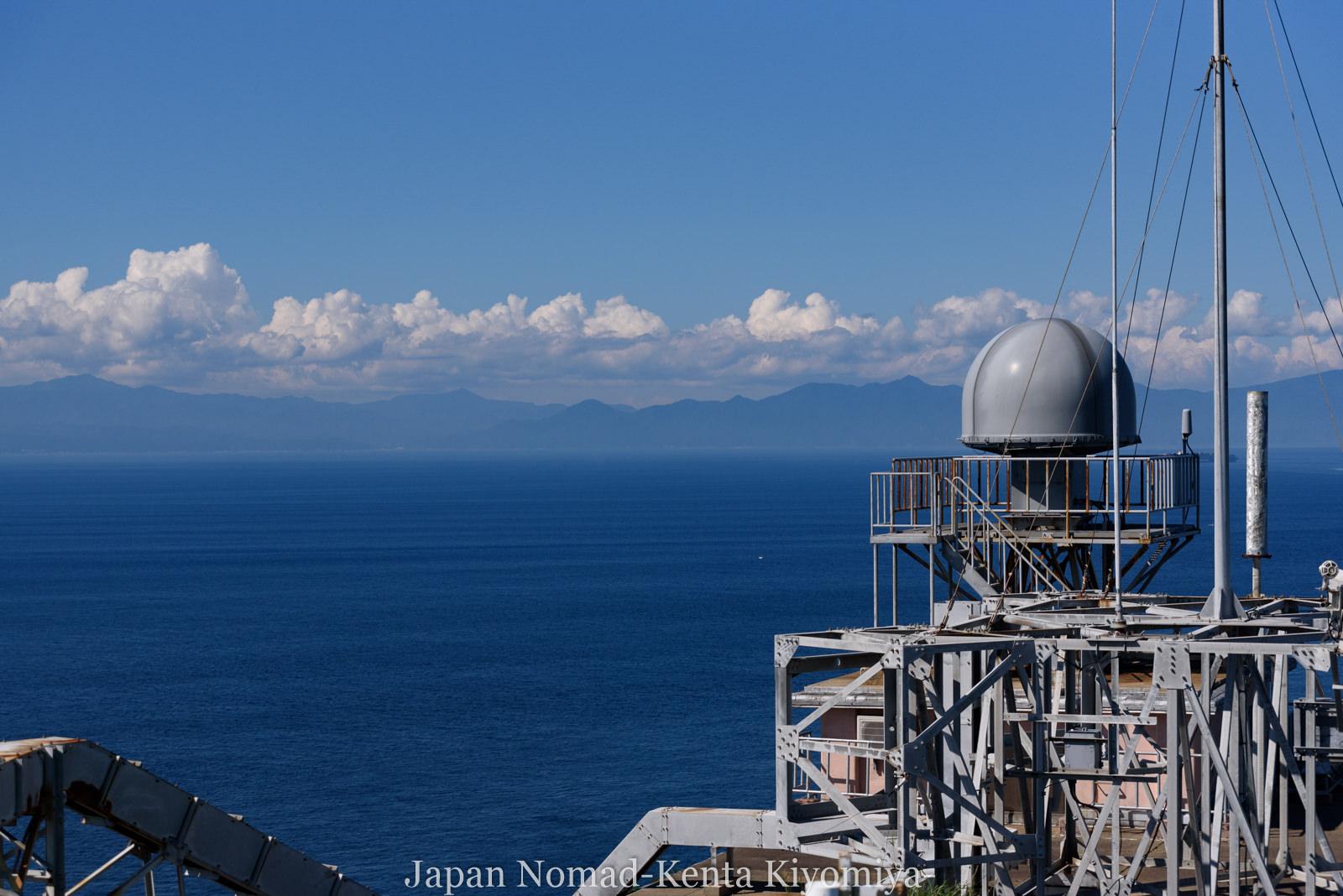 自転車日本一周120日目(竜飛崎)-Japan Nomad (32)