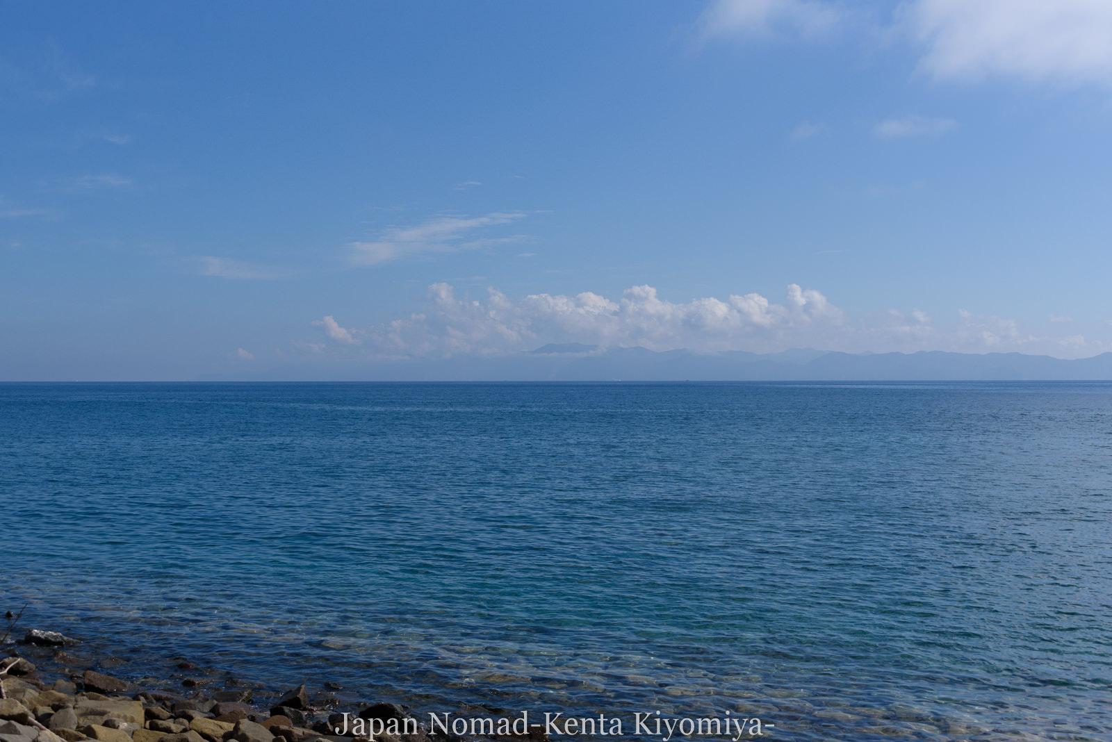 自転車日本一周120日目(竜飛崎)-Japan Nomad (5)