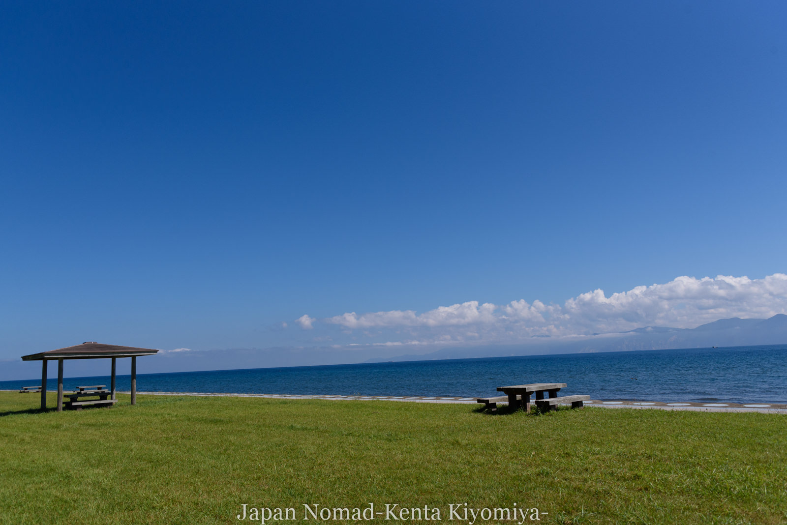 自転車日本一周120日目(竜飛崎)-Japan Nomad (9)