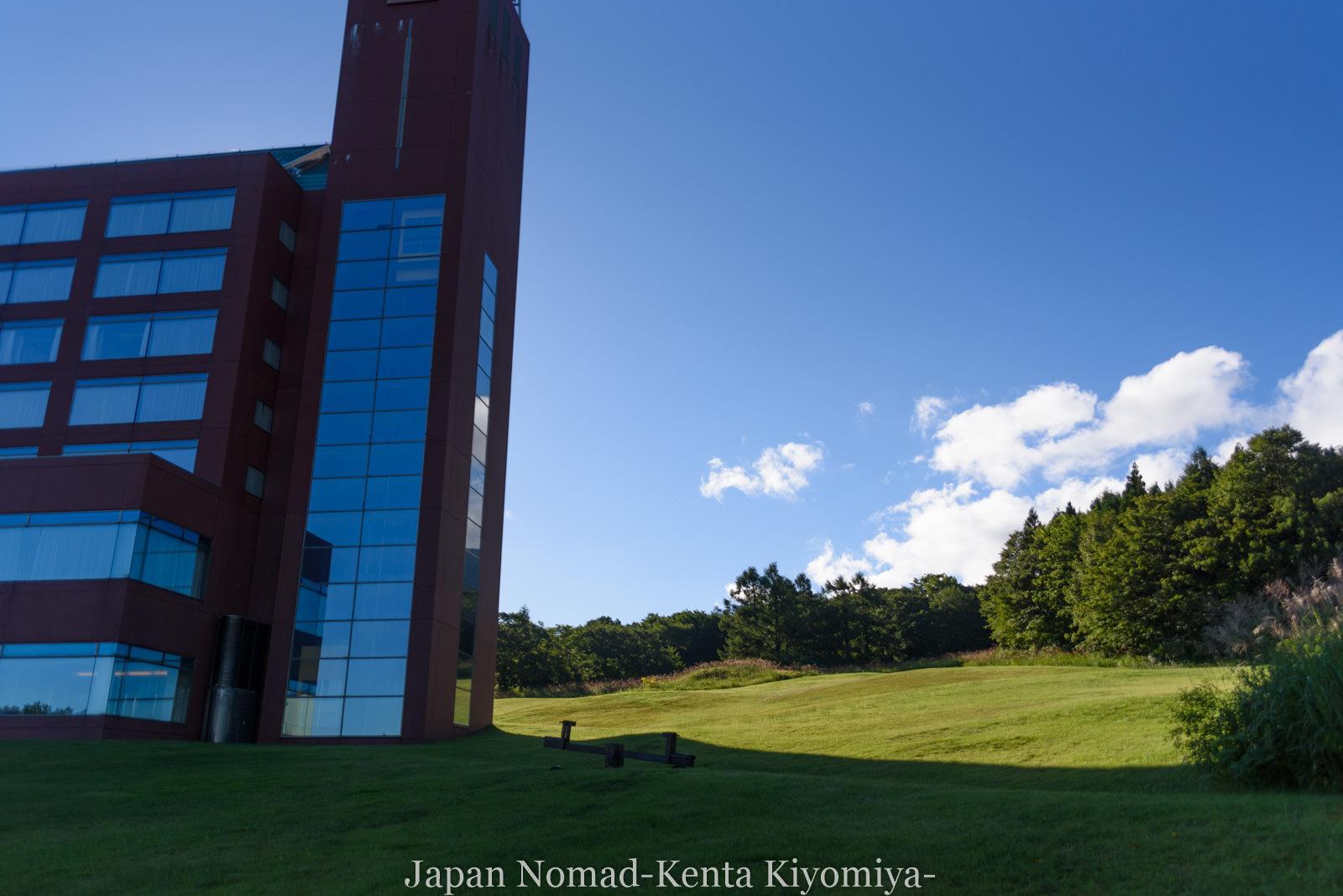 自転車日本一周123日目(岩木山)-Japan Nomad (17)