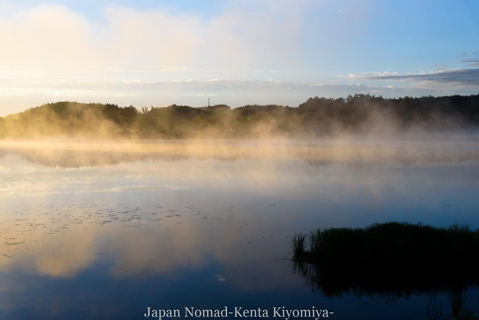 自転車日本一周123日目(岩木山)-Japan Nomad (6)