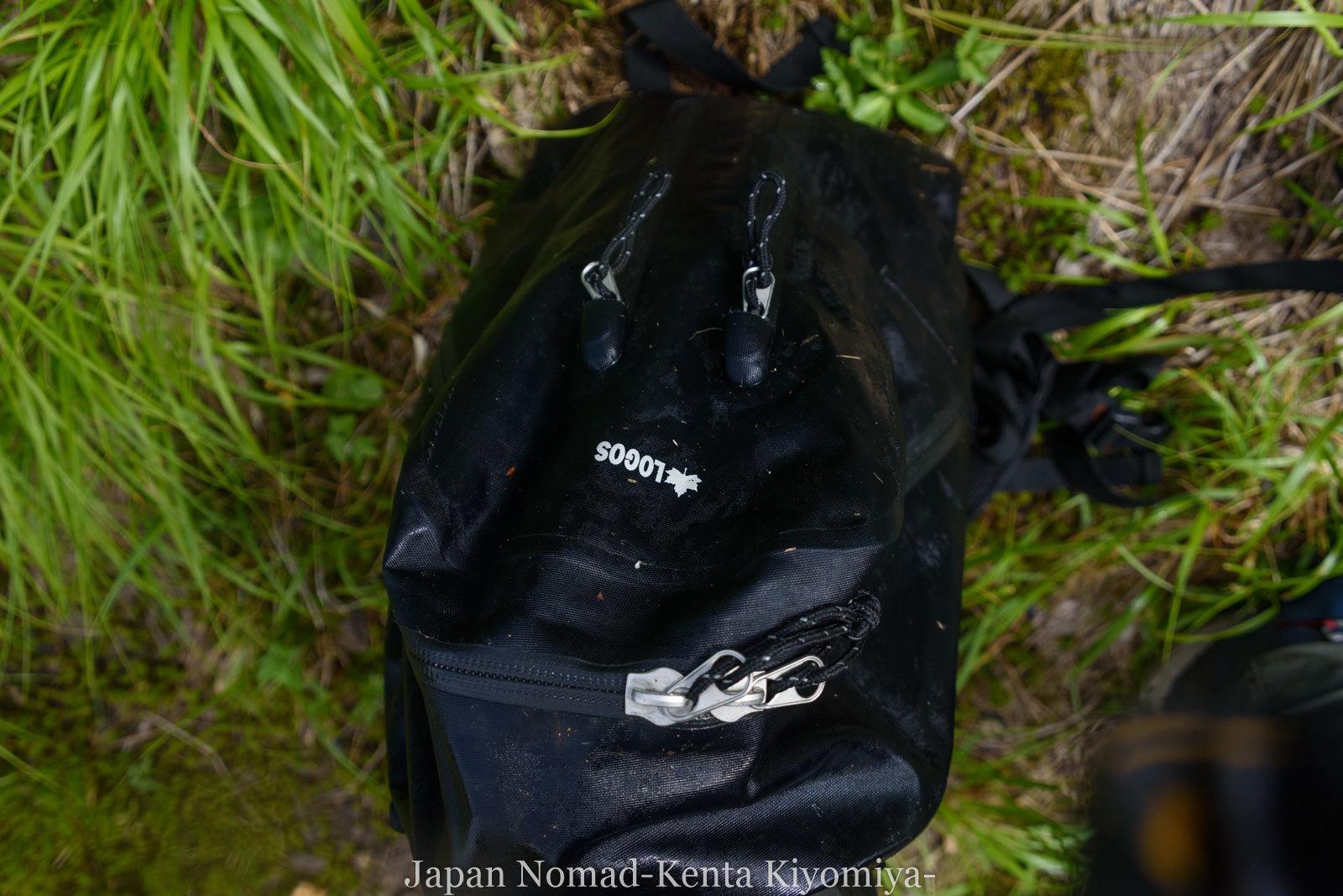 自転車日本一周123日目(岩木山)-Japan Nomad (62)