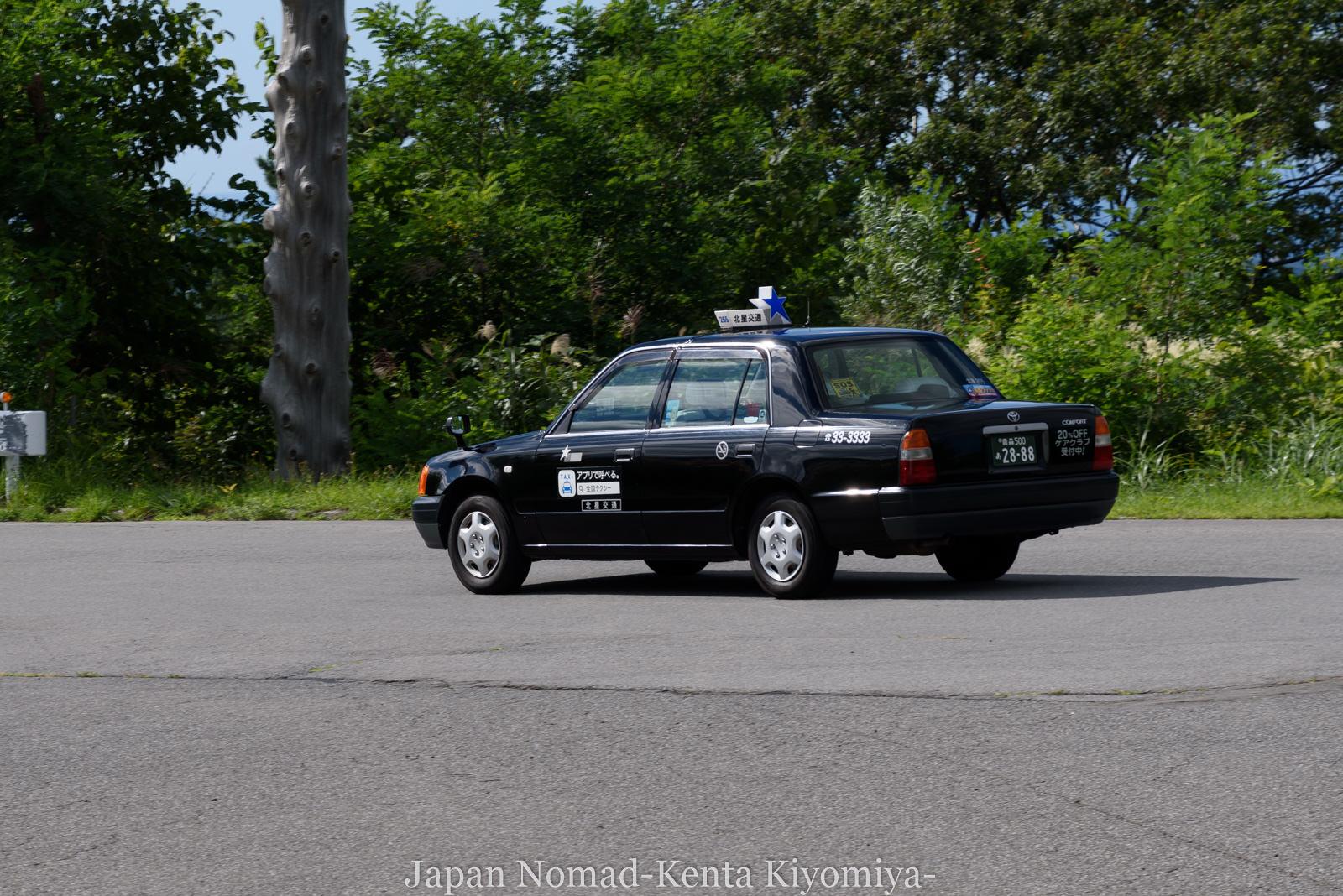 自転車日本一周123日目(岩木山)-Japan Nomad (91)