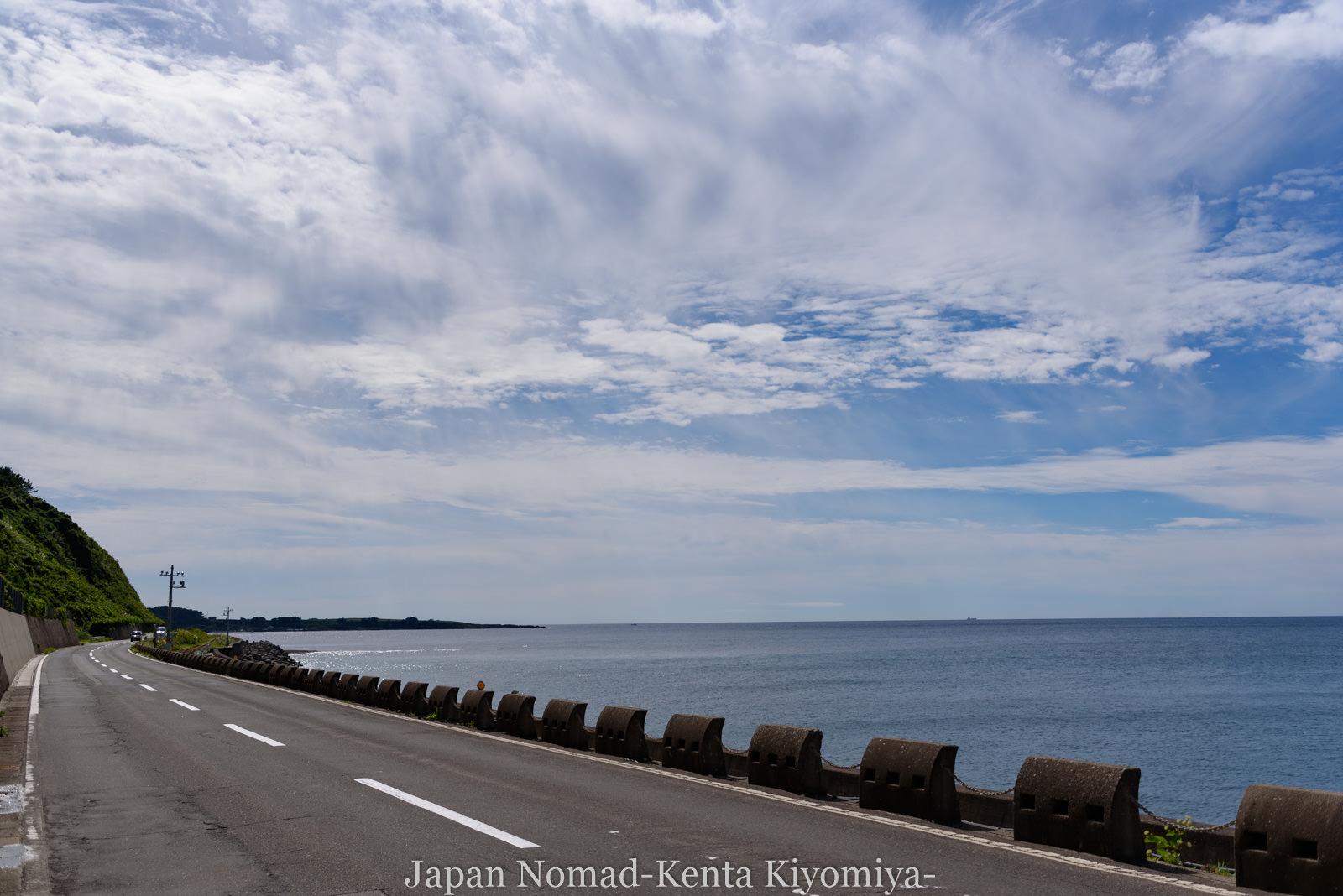 自転車日本一周124日目(不老ふ死温泉)-Japan Nomad (22)
