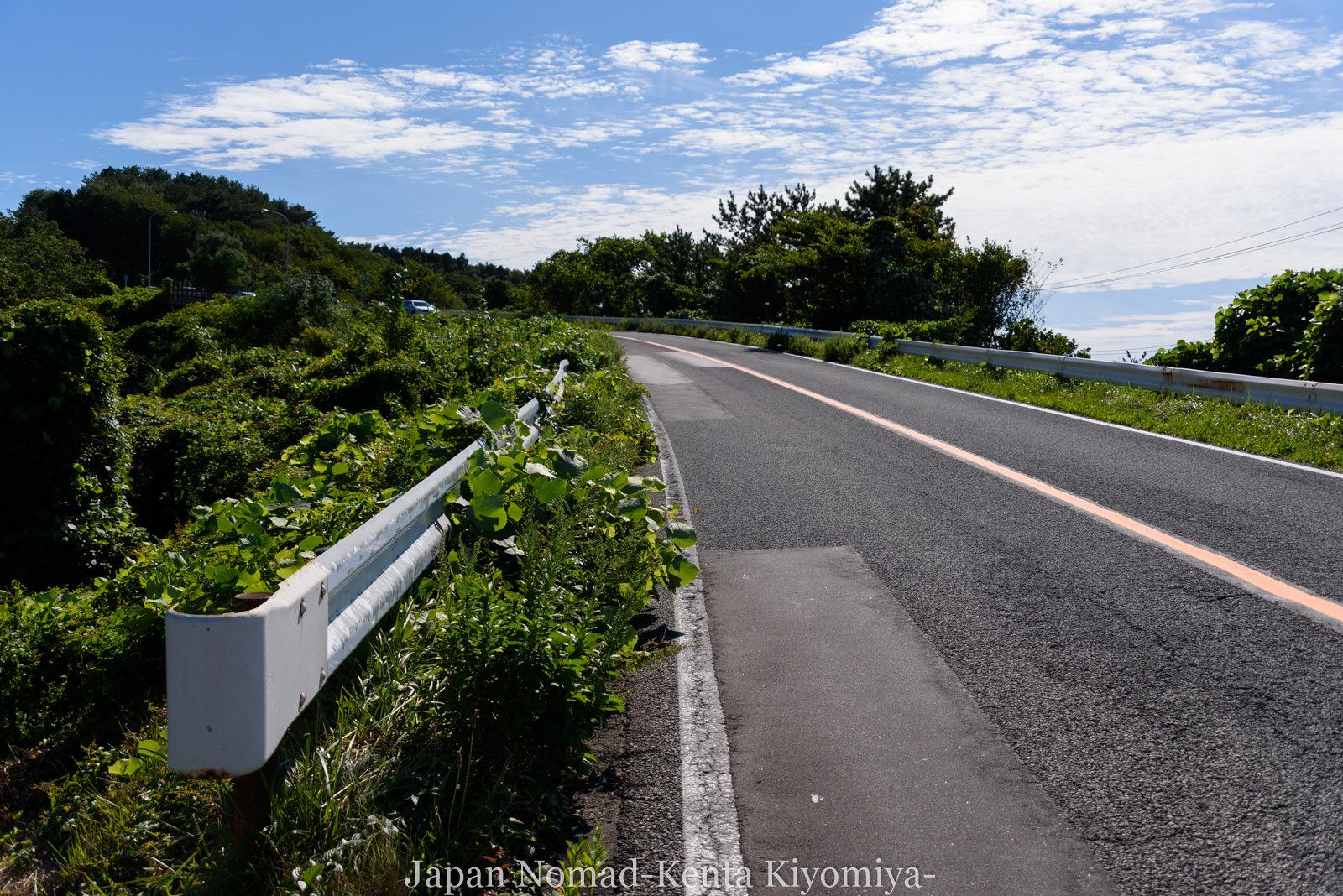 自転車日本一周124日目(不老ふ死温泉)-Japan Nomad (26)