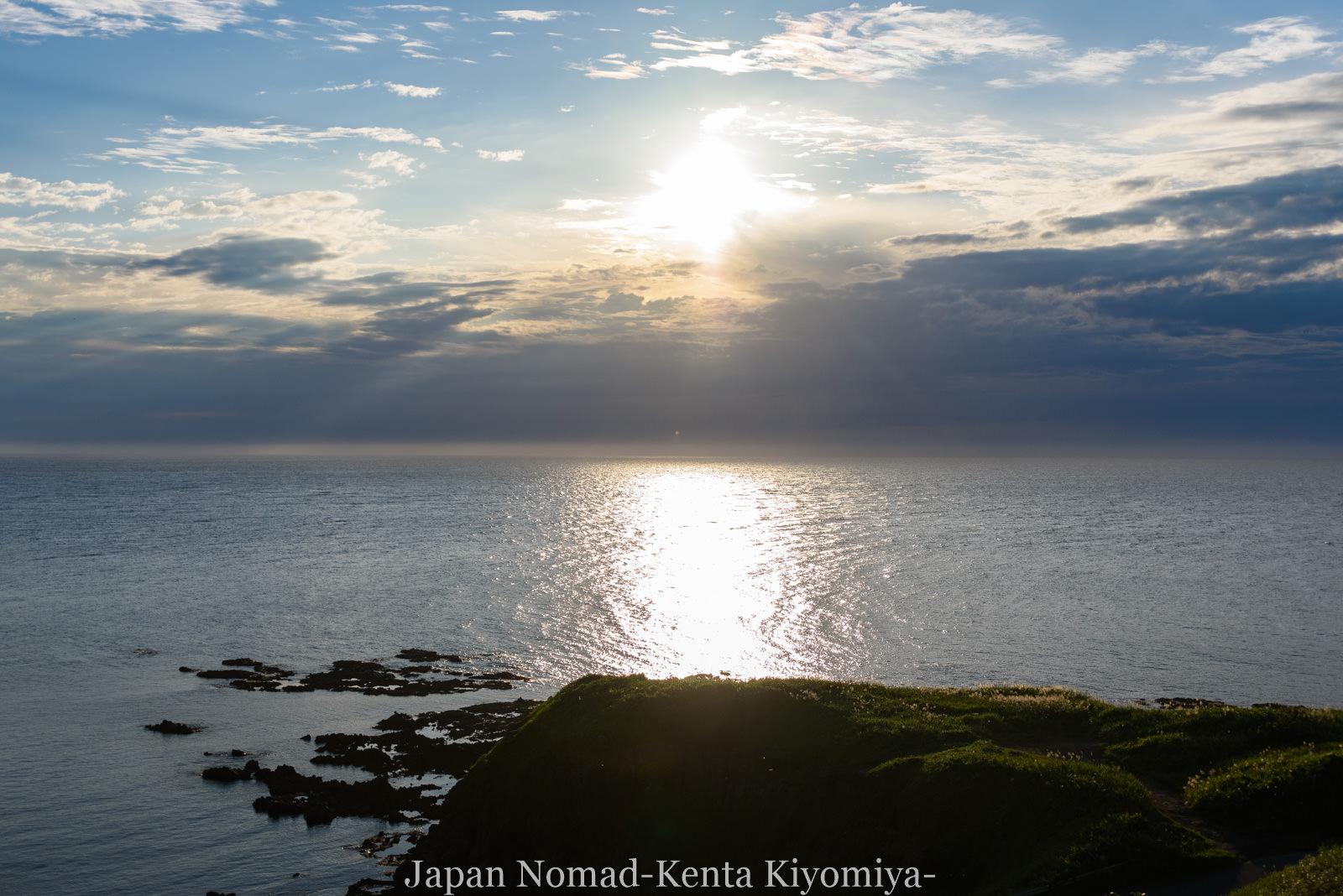 自転車日本一周124日目(不老ふ死温泉)-Japan Nomad (32)