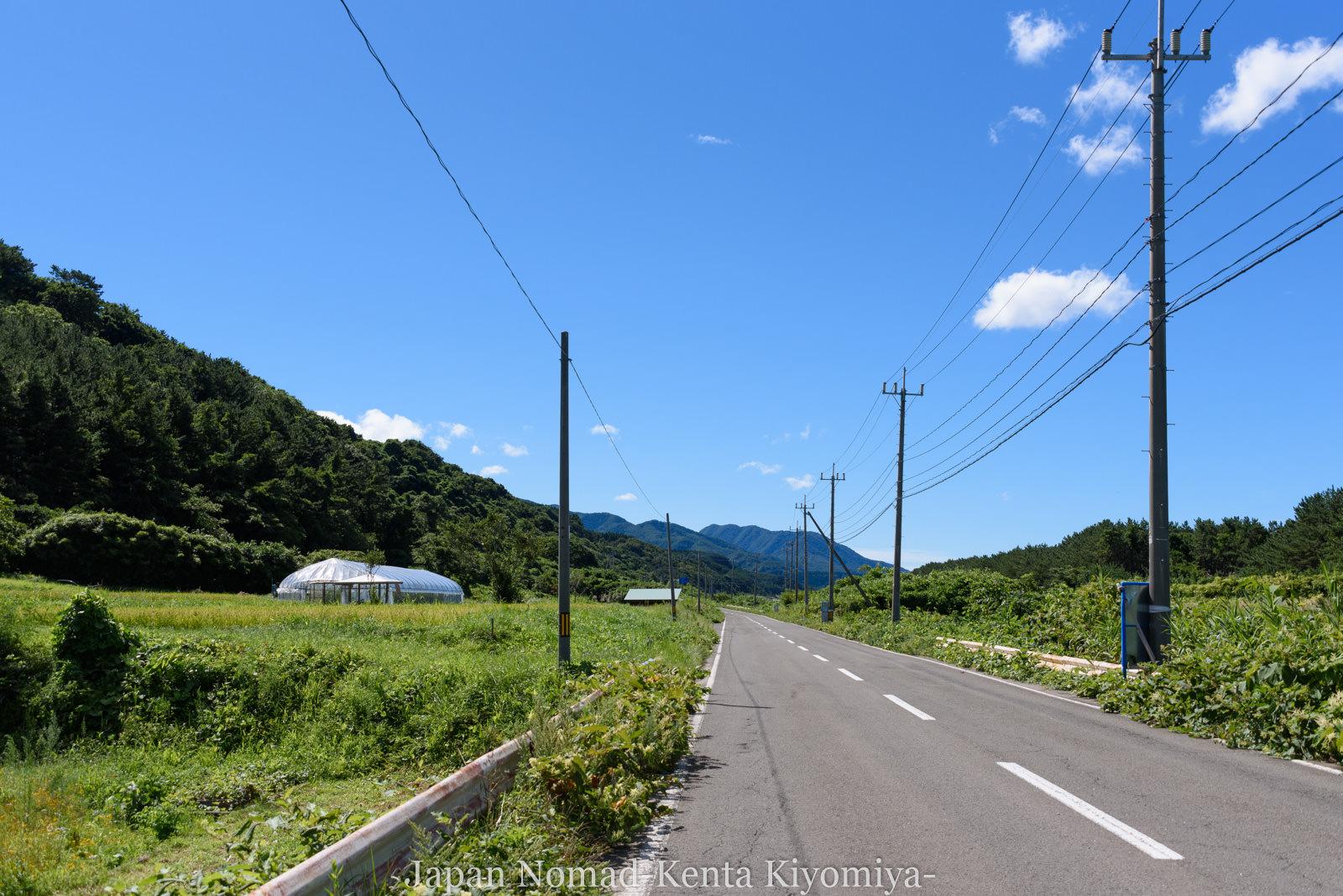 自転車日本一周125日目(白神山地、白神岳)-Japan Nomad (21)