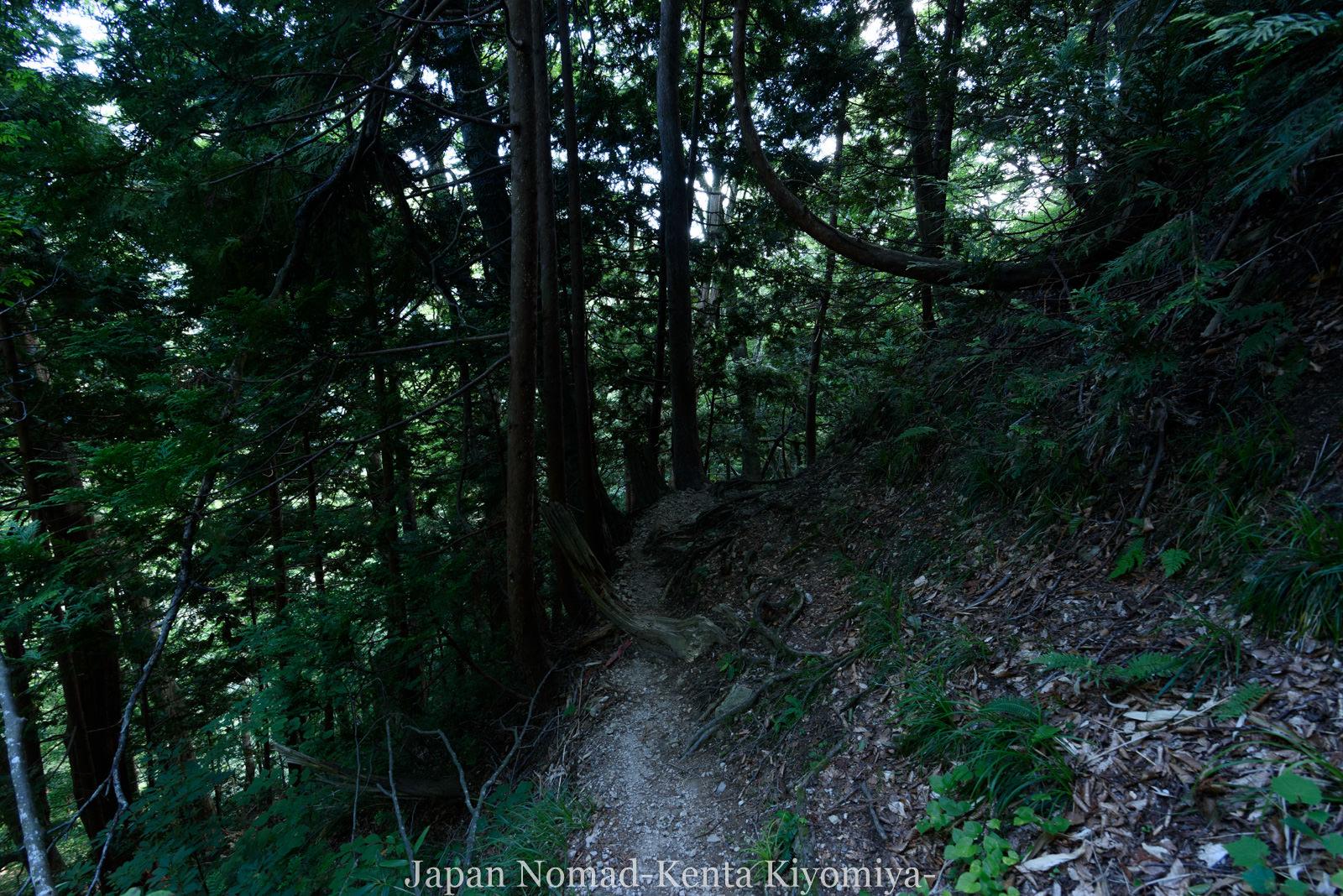 自転車日本一周125日目(白神山地、白神岳)-Japan Nomad (60)