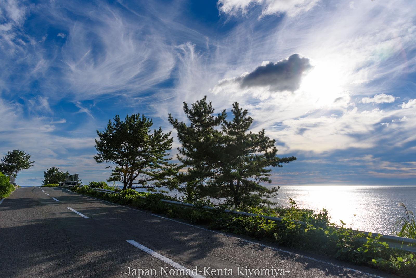 自転車日本一周125日目(白神山地、白神岳)-Japan Nomad (65)