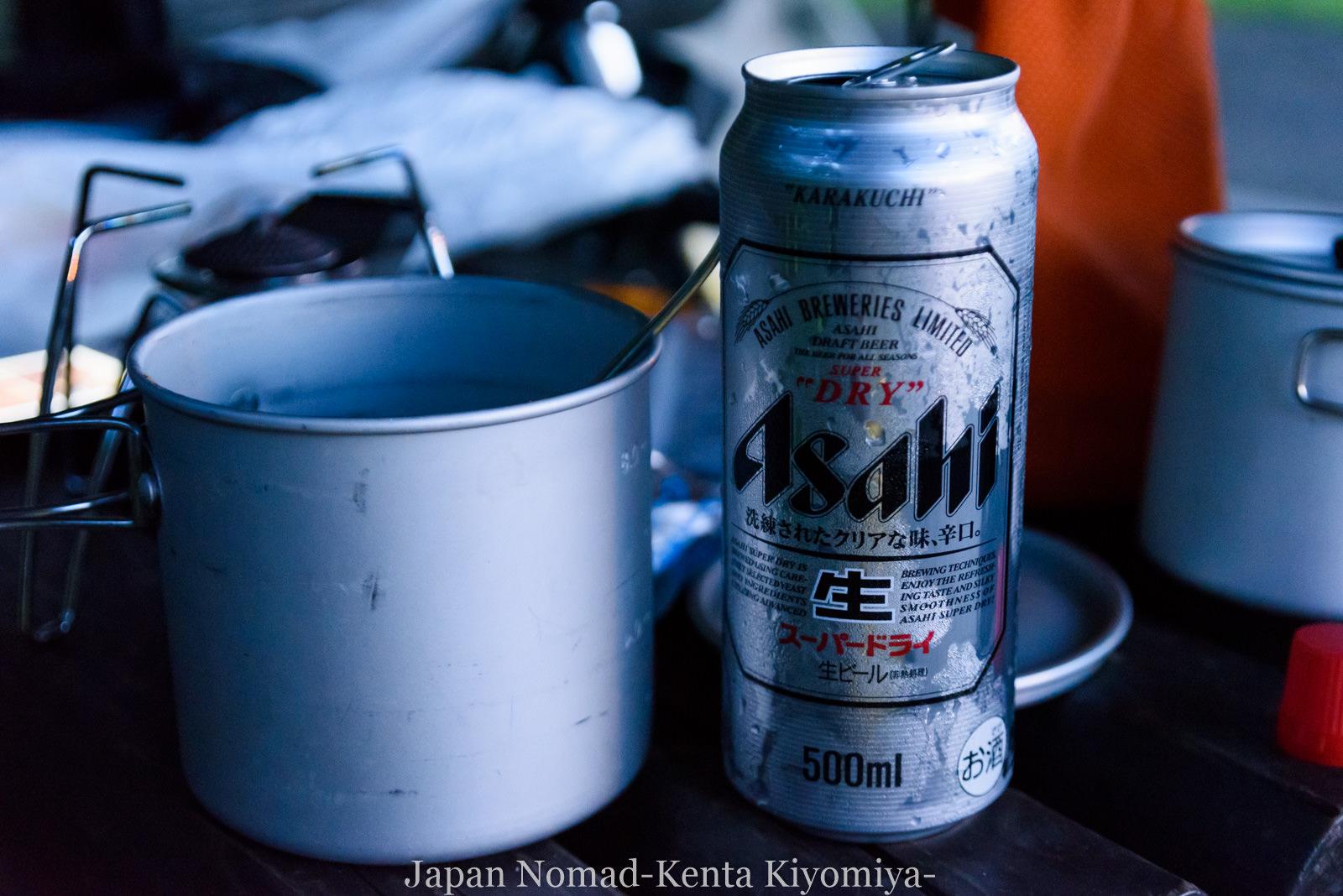 自転車日本一周125日目(白神山地、白神岳)-Japan Nomad (68)