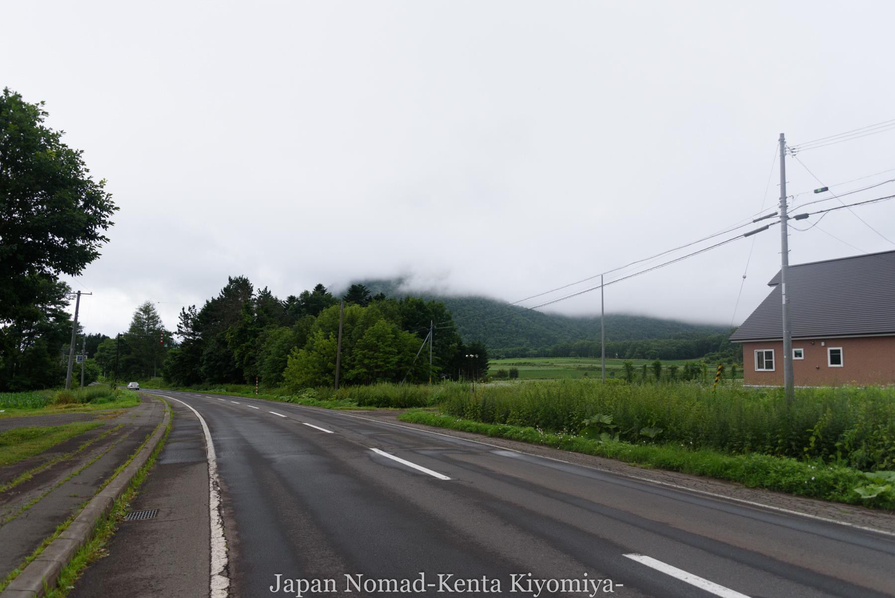 自転車日本一周97日目(コタンの湯)-Japan Nomad (13)