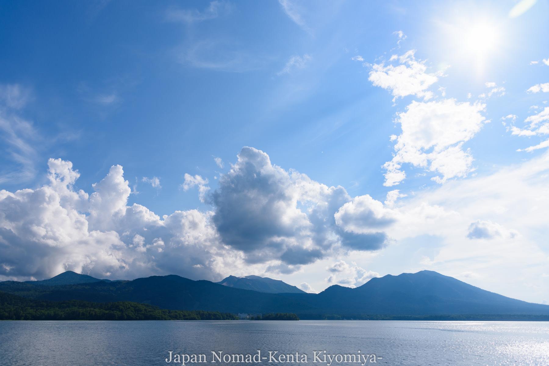 自転車日本一周98日目(阿寒湖、アイヌコタン、まりも)-Japan Nomad (33)