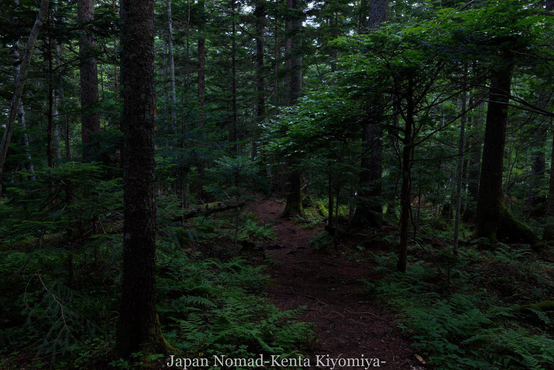 自転車日本一周99日目(オンネトー、雌阿寒岳)-Japan Nomad (44)