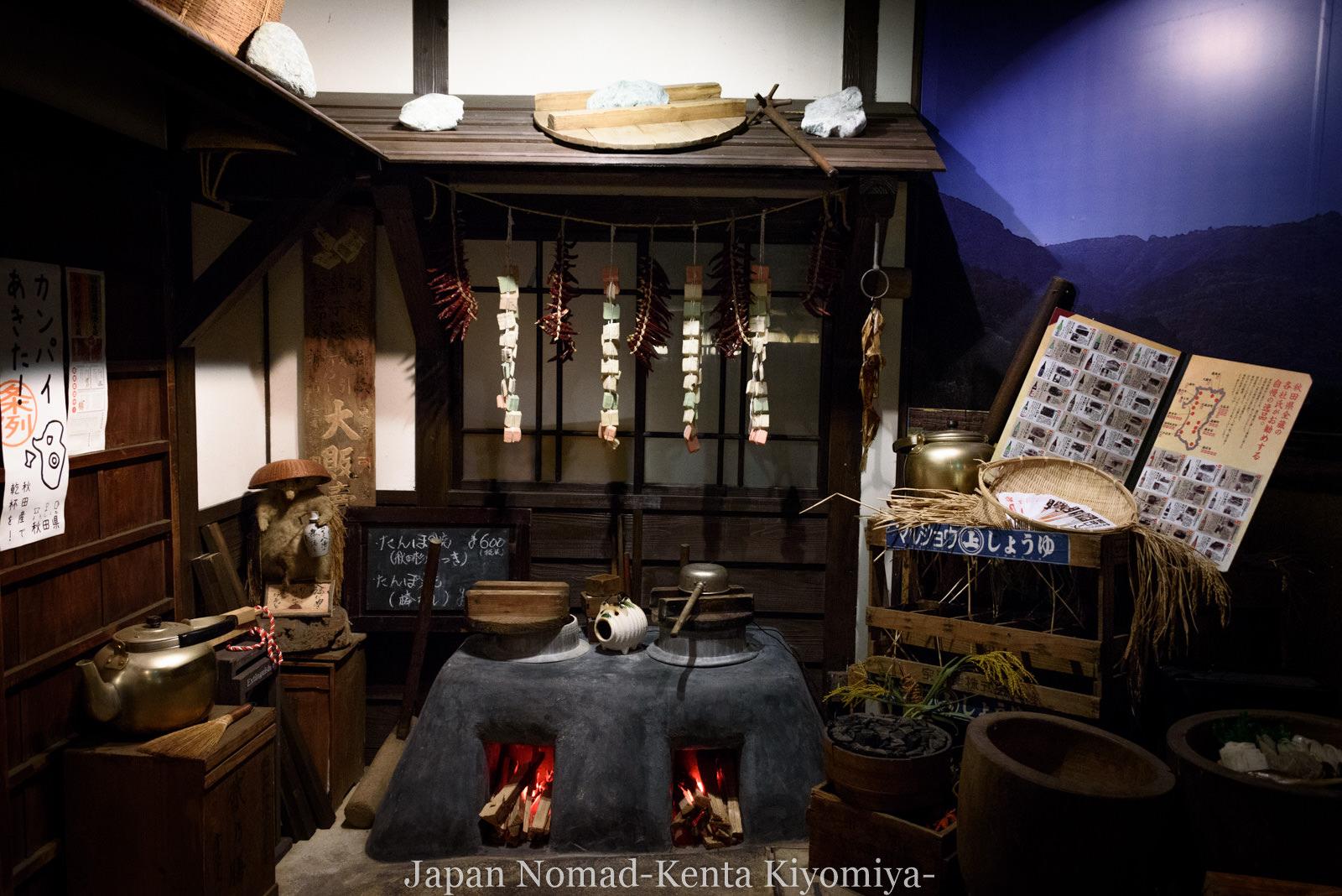 自転車日本一周128日目(生グソ)-Japan Nomad (13)