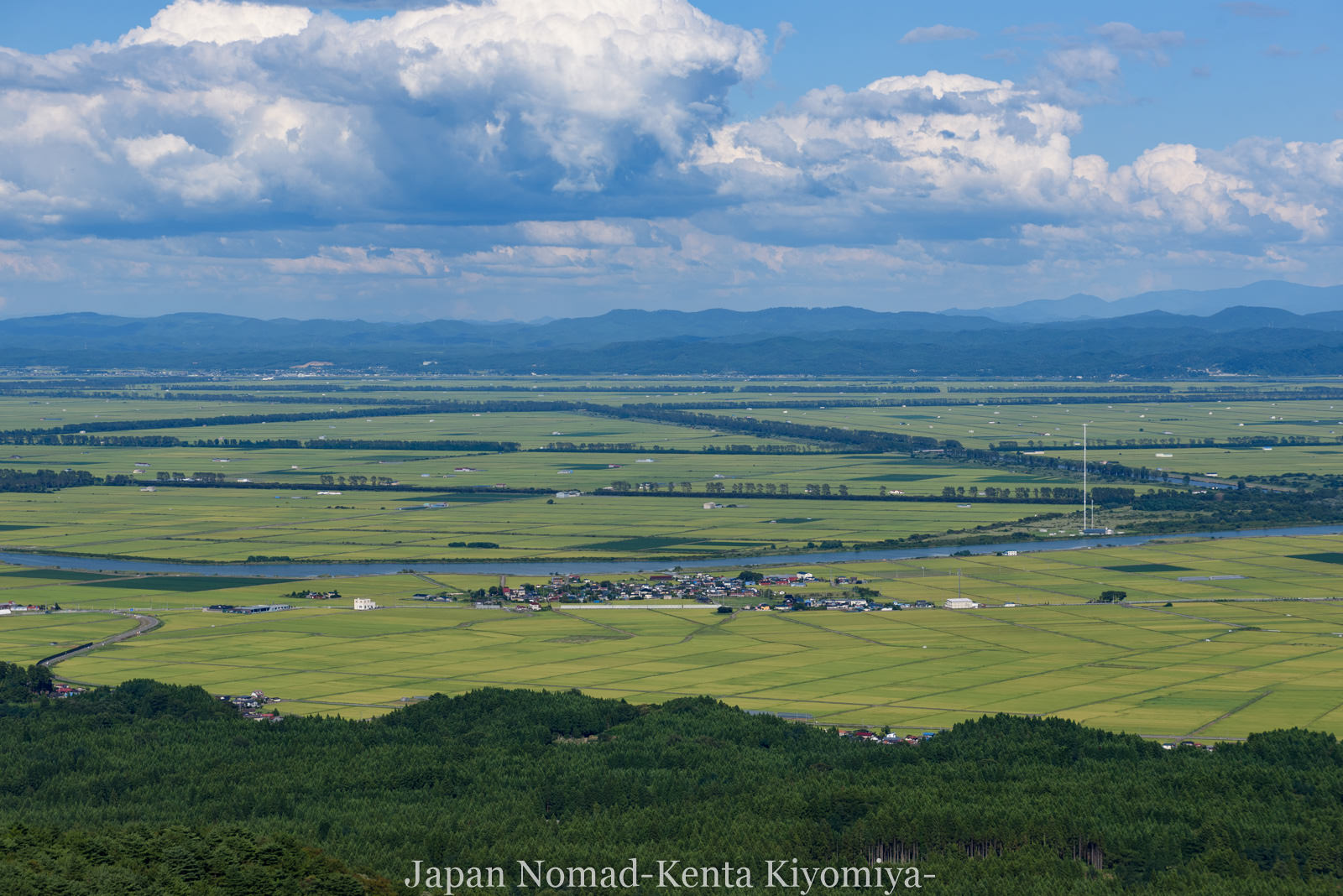 自転車日本一周127日目(なまはげ、ハタハタ丼、寒風山、男鹿半島)-Japan Nomad (37)