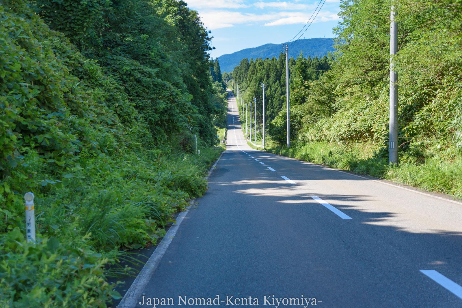 自転車日本一周127日目(なまはげ、ハタハタ丼、寒風山、男鹿半島)-Japan Nomad (6)