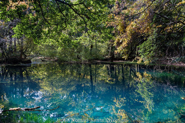 【旅130日目】山形県の丸池様は時を忘れるくらい美しかった