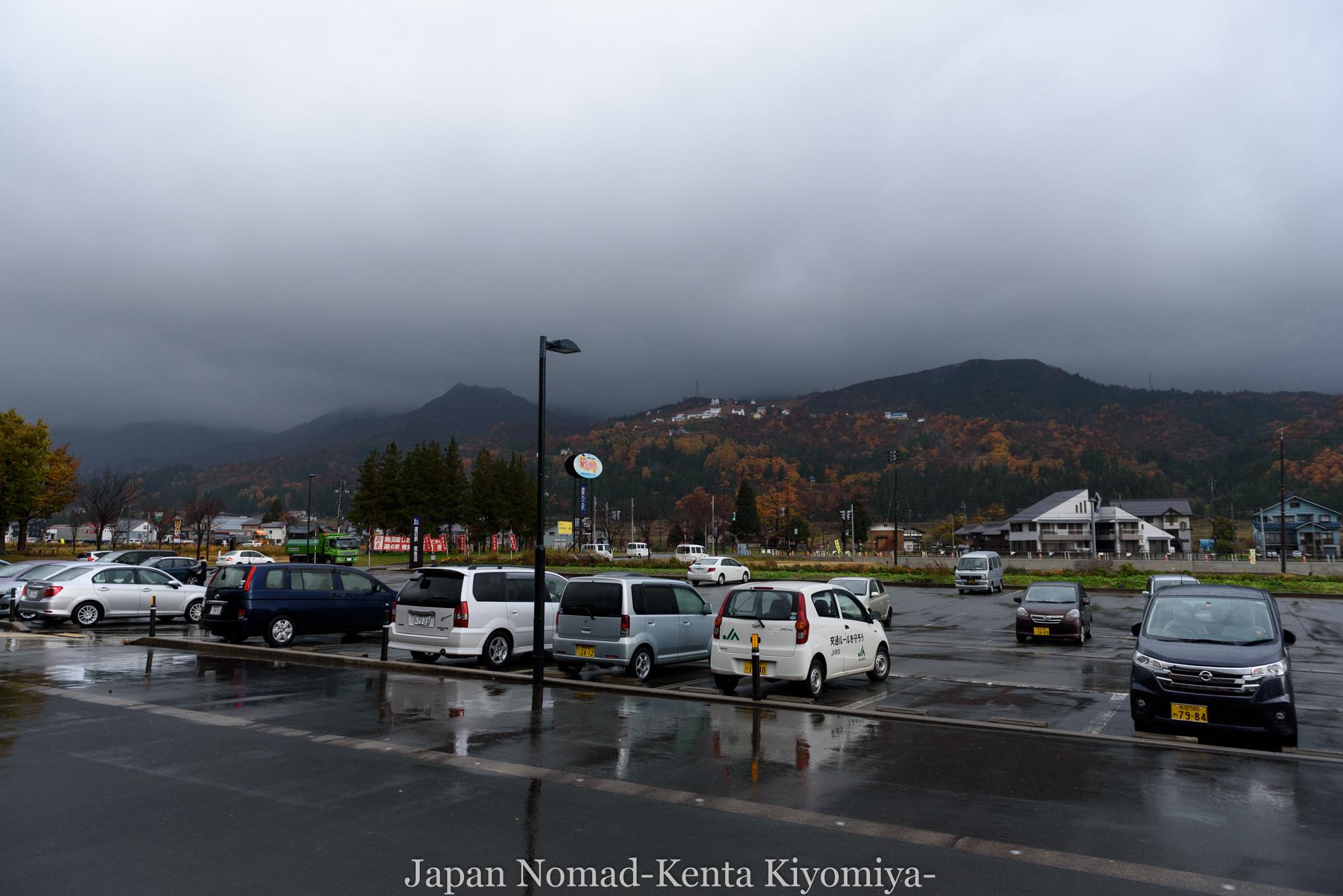 【旅138日目】雨にて南魚沼に停滞(今後の予定メモ)