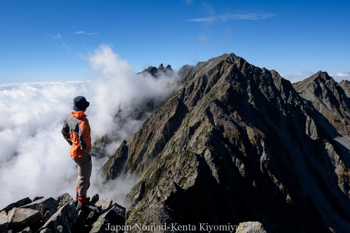 2016年登山の振り返り~テント泊...