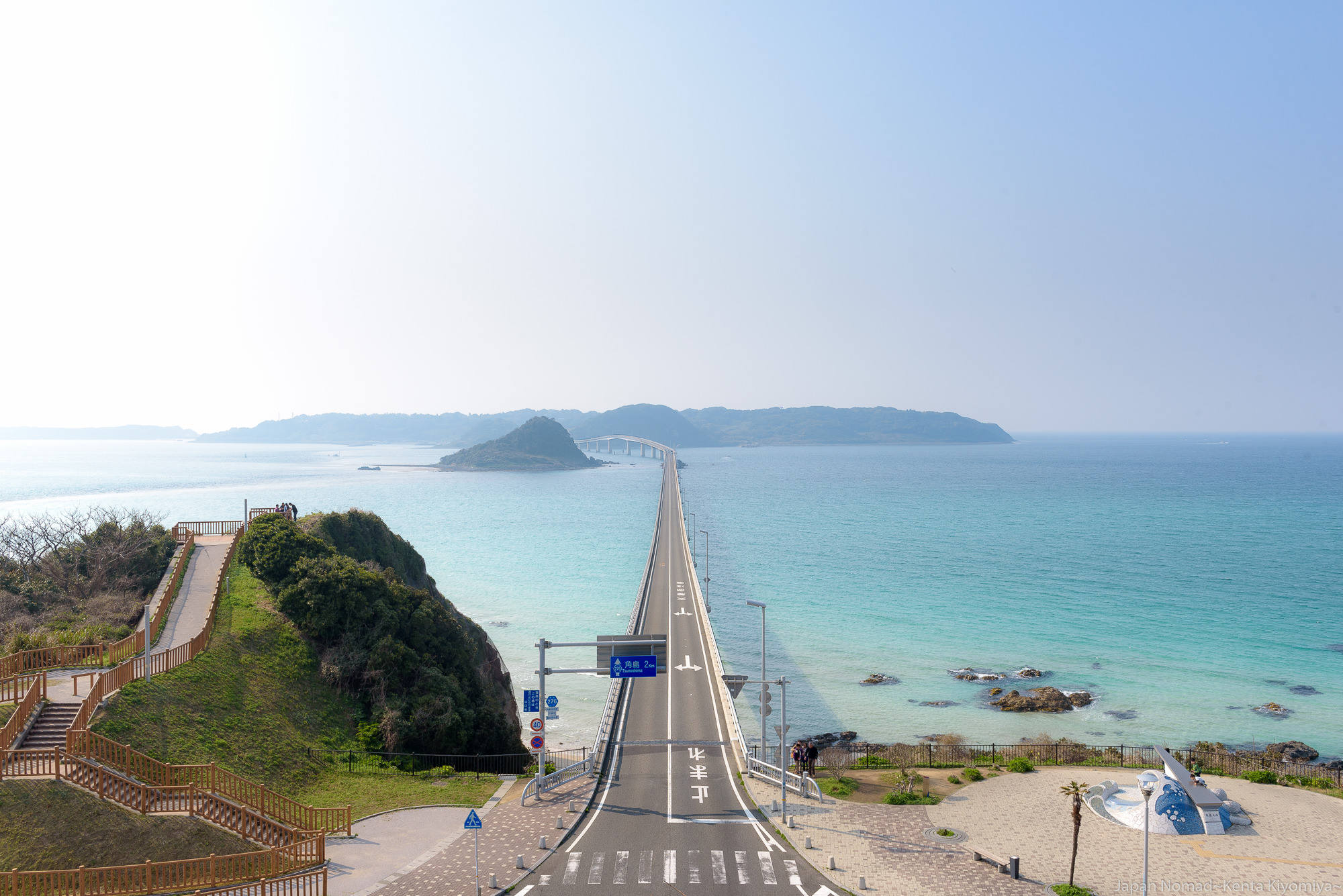 【旅181日目】山口県の誇る絶景「角島大橋」