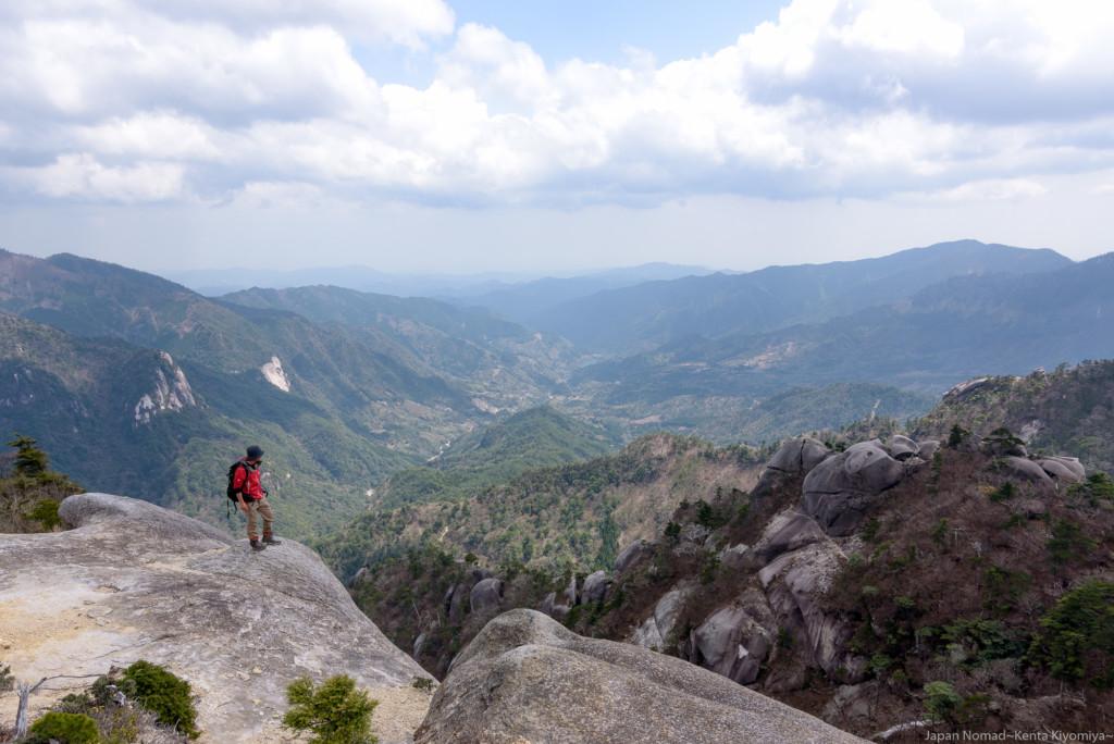 大崩山 登山~九州の秘境で、比類なき絶景を求めて~