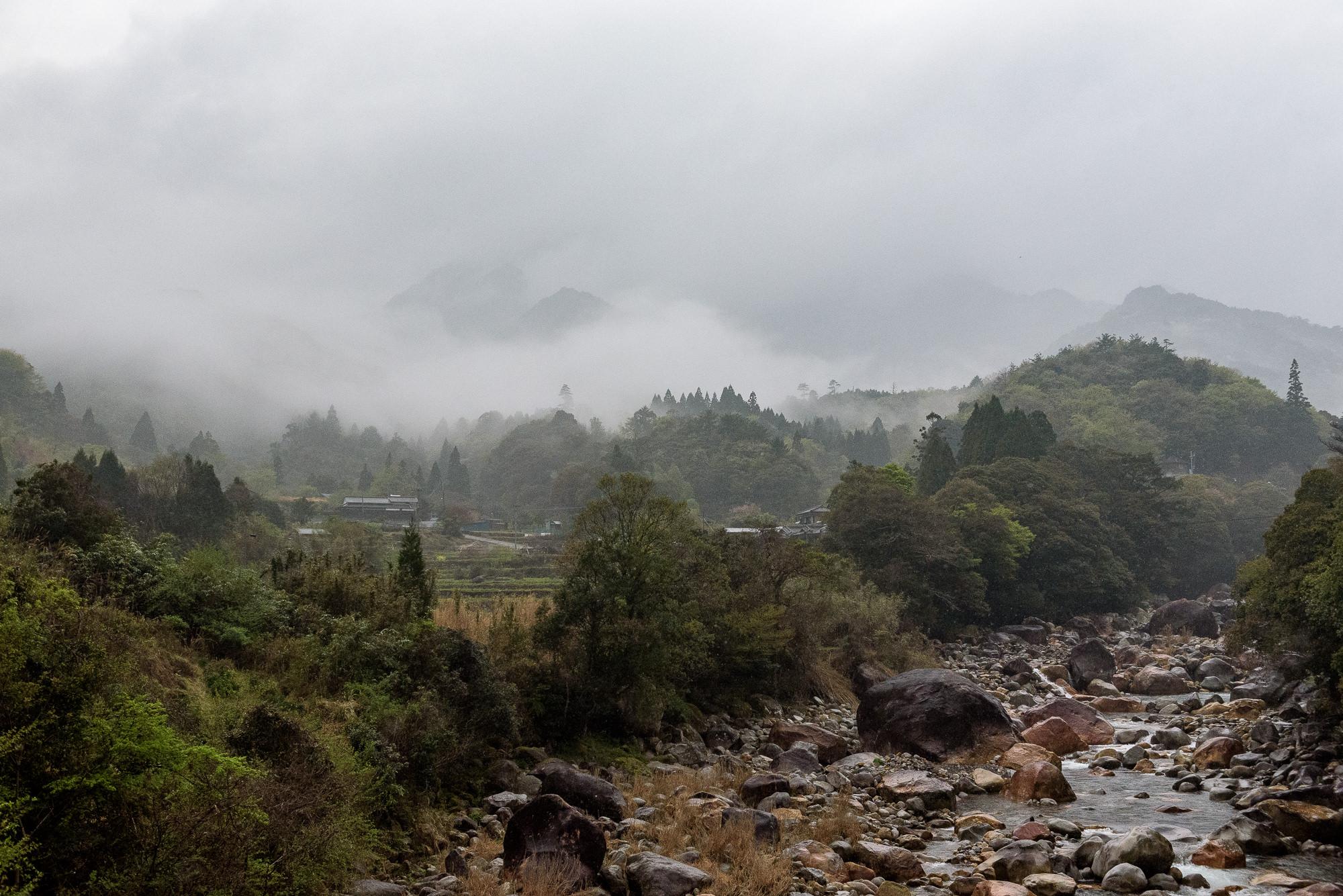 【旅199日目】大崩山から戻ったら、爆弾低気圧が来てる件
